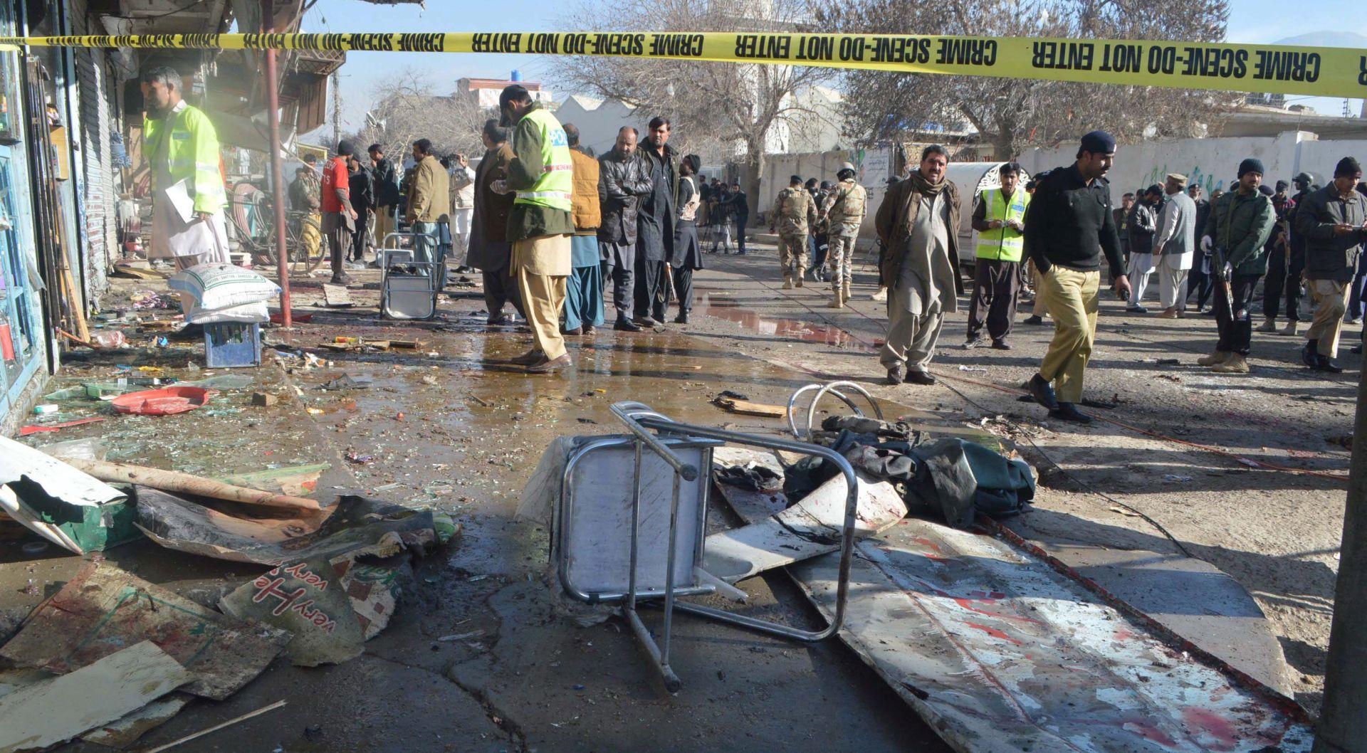 PAKISTAN Teroristički napad na sveučilišni kampus, ubijena najmanje 21 osoba