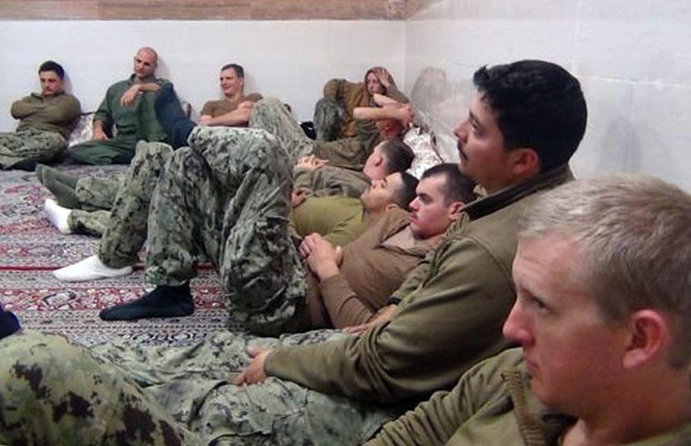 """Američki mornari završili u iranskim vodama zbog """"greške u navigaciji"""""""