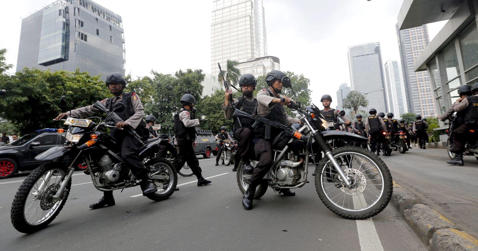 BORBA PROTVI TERORIZMA: Indonezija uhitila osobe povezane s napadom u Džakarti