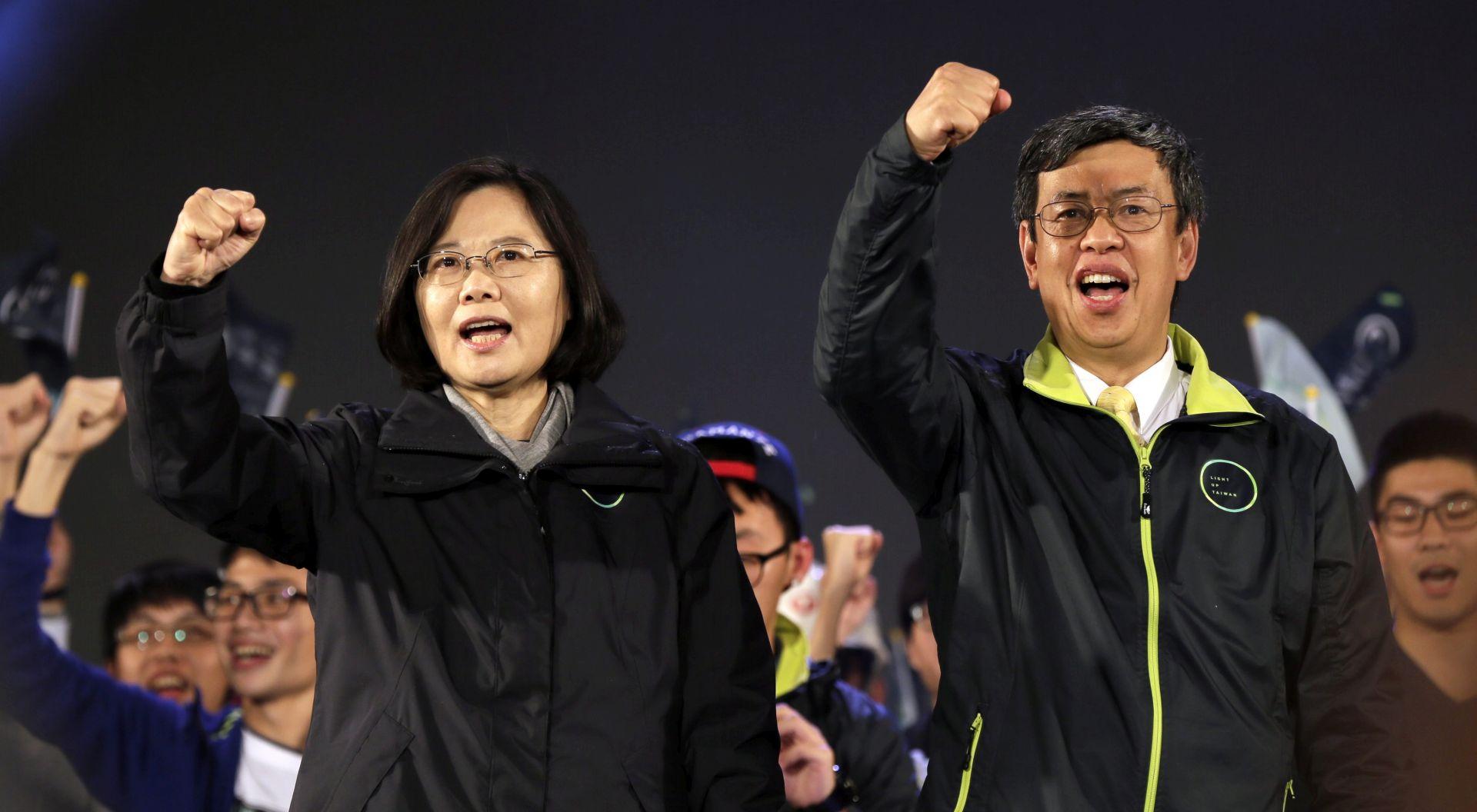 "Kina upozorava Tajvan da odustane od ""halucinacija o neovisnosti"""