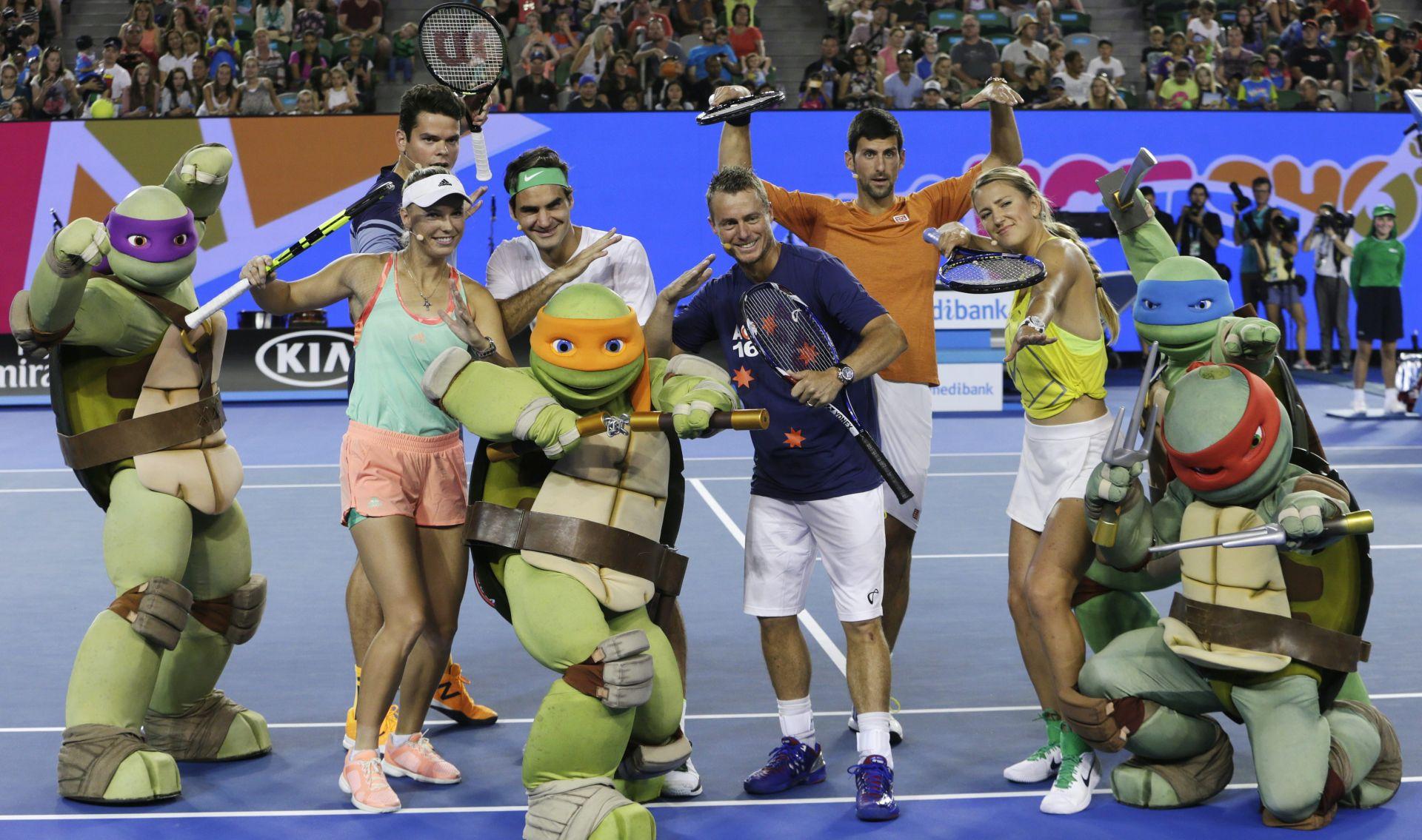 VIDEO: WHAT'S MY NAME? Organizatori Australian opena 'prekrstili' najboljeg tenisača svijeta