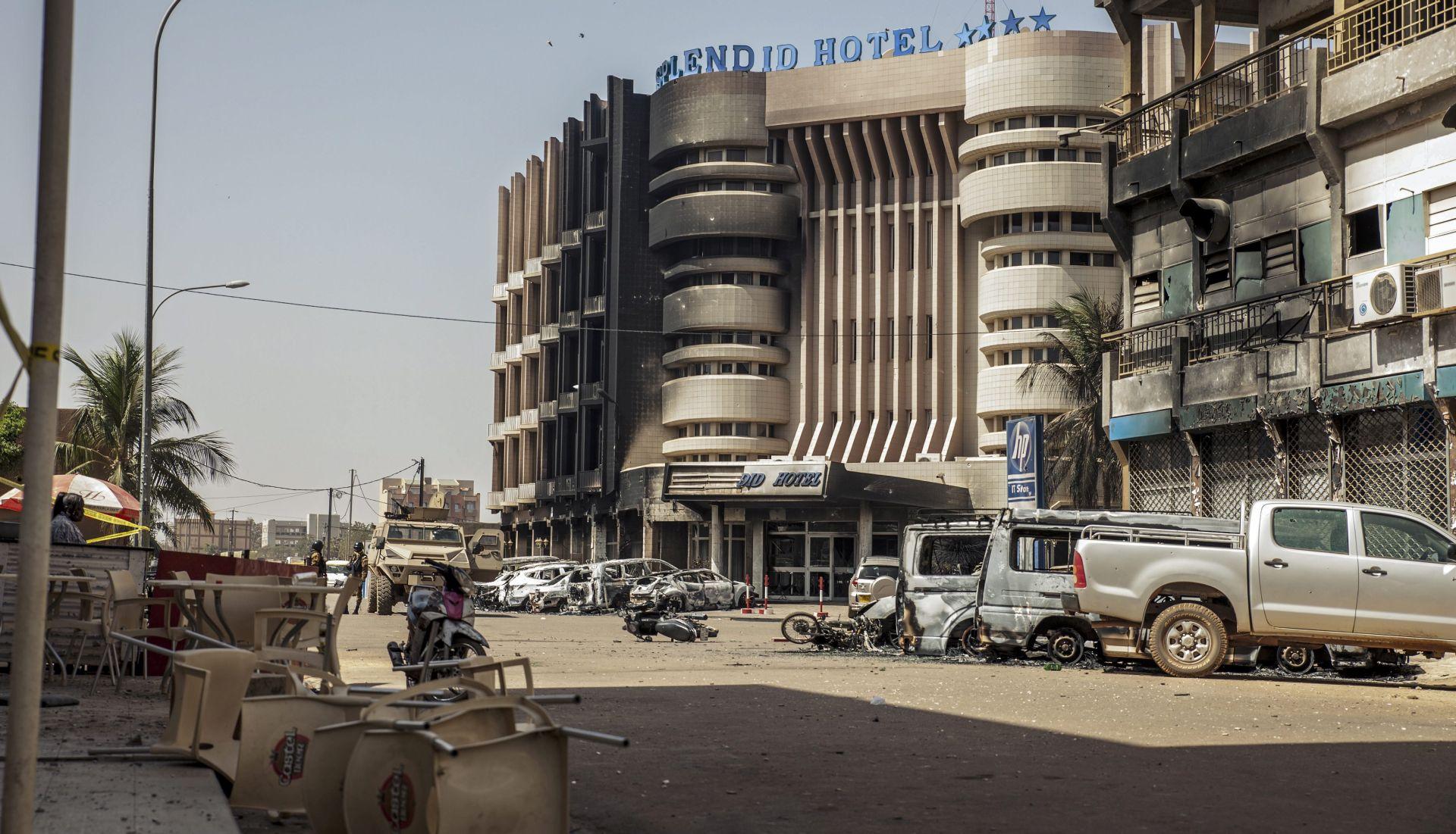 BURKINA FASO U džihadističkom napadu u Ouagadougou 29 mrtvih