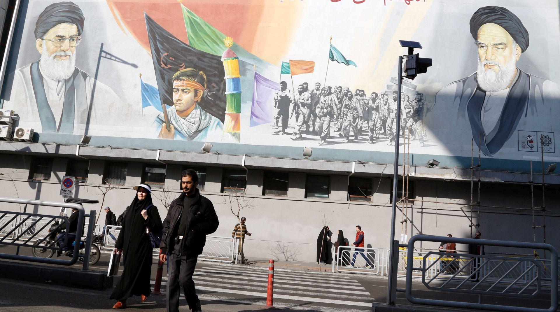 IRAN Četiri američka zatvorenika puštena na slobodu