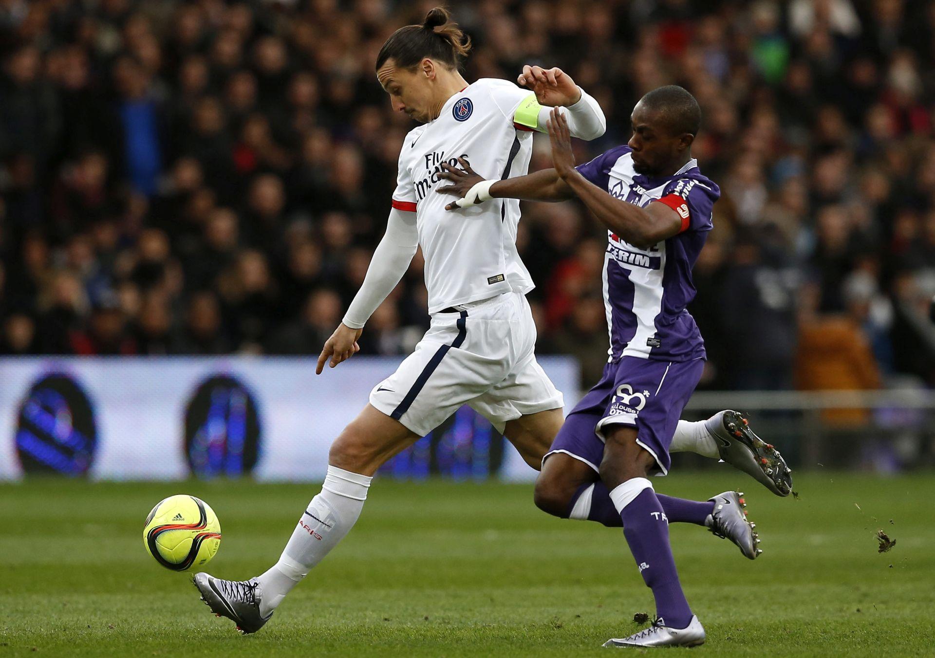 LIGUE 1 Ibrahimović strijelac u devetoj uzastopnoj pobjedi PSG-a