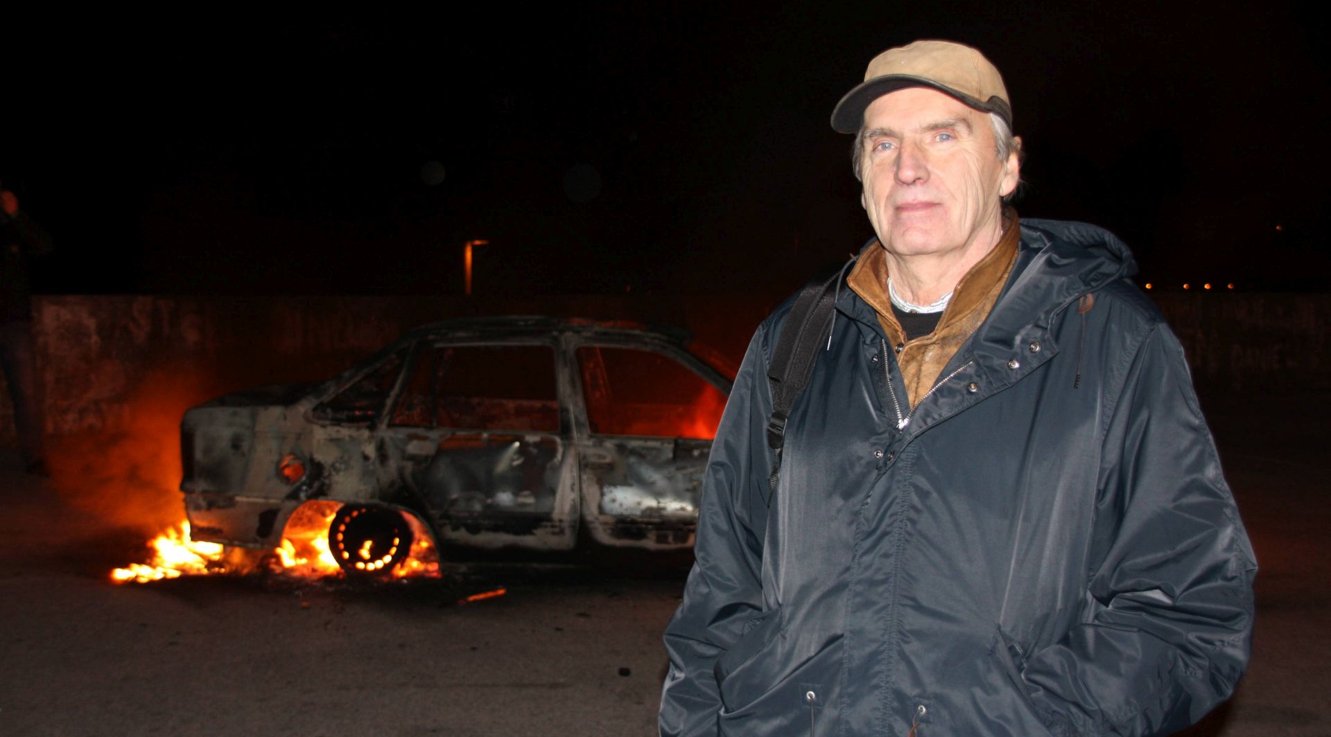 """Vječna vatra gnjeva"" – Dalibor Martinis u dubrovačkom predgrađu Mokošica zapalio automobil"