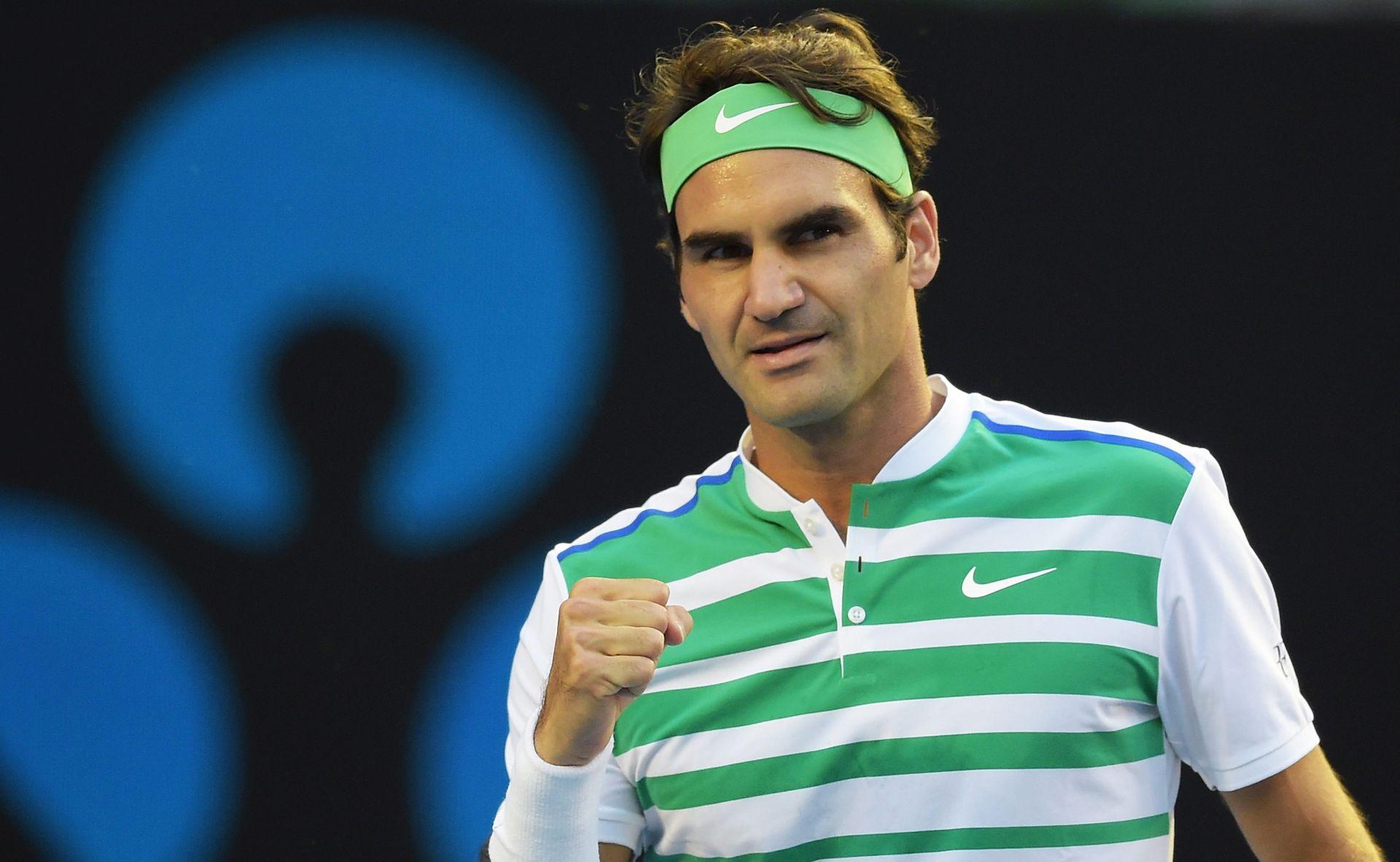 NA TRAGU MARTINE NAVRATILOVE Roger Federer upisao 300. pobjedu na Grand Slamovima
