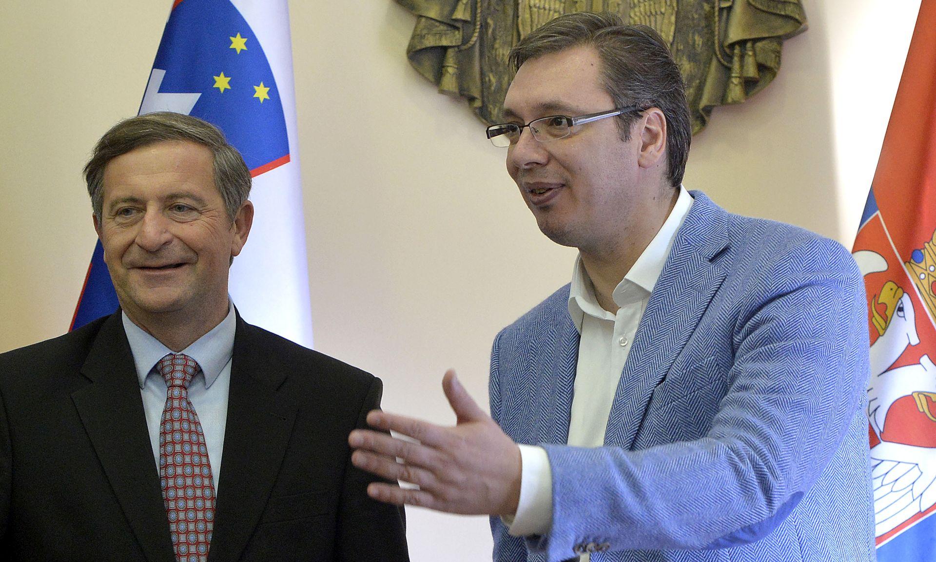 Vučić: Zaštit ćemo interese Srbije ako Austrija i Slovenija suspendiraju Shengen