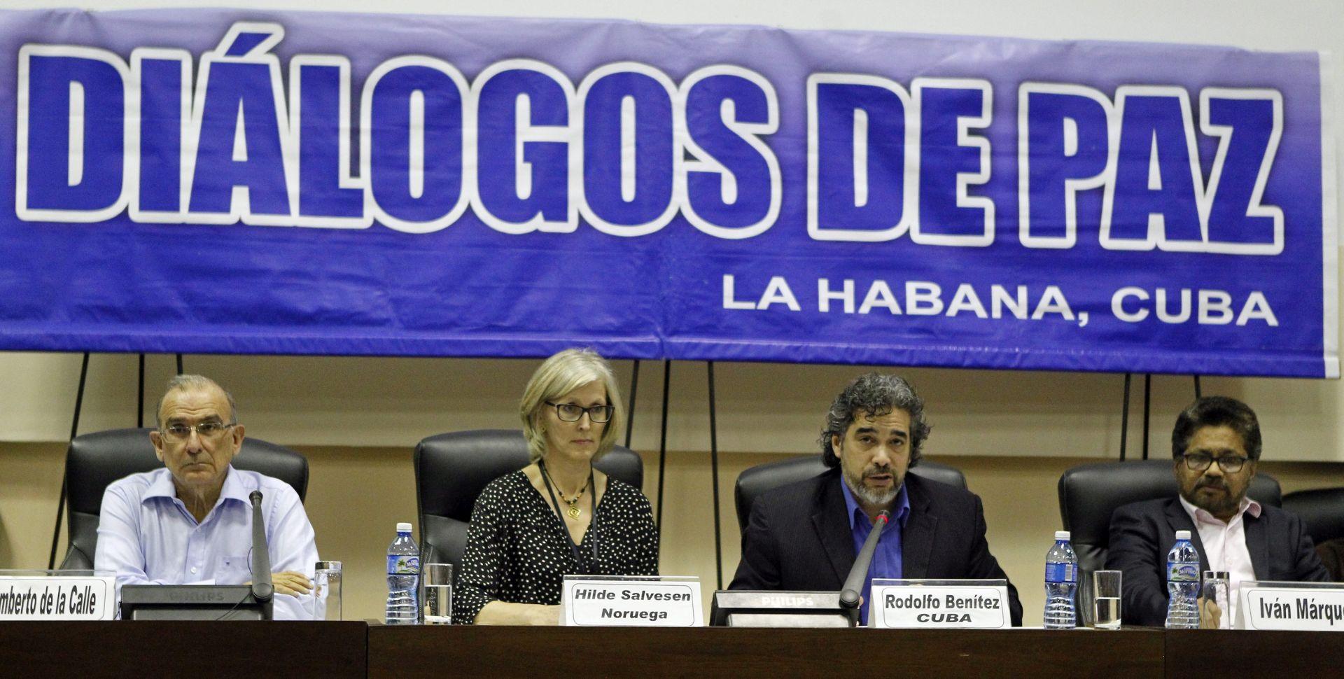 Kolumbijski senat odobrio novi mirovni sporazum s FARC-om