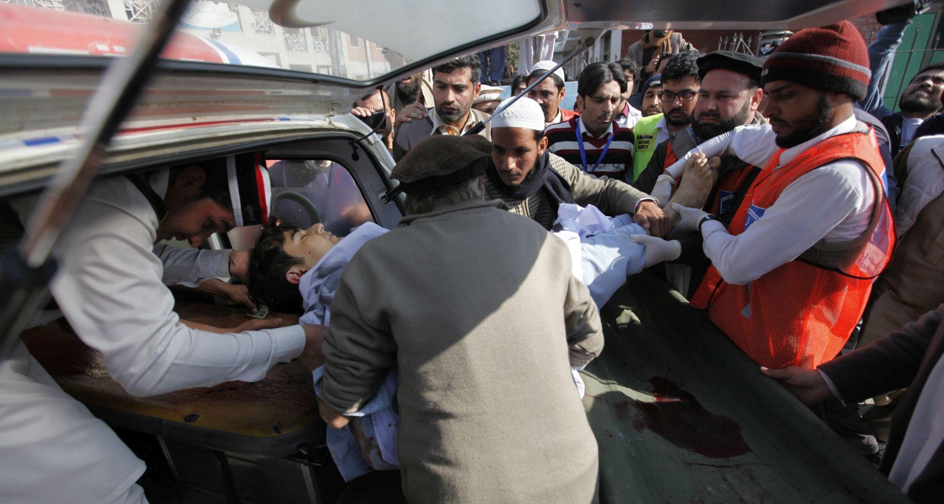 NAPAD U PAKISTANU Ubijena najmanje 21 osoba, napad izveli Talibani?