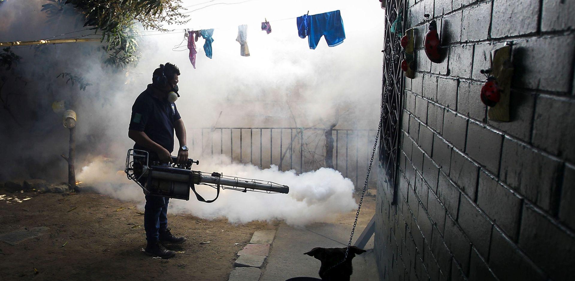 ZIKA VIRUS U borbu protiv komaraca brazilska vlada šalje vojsku