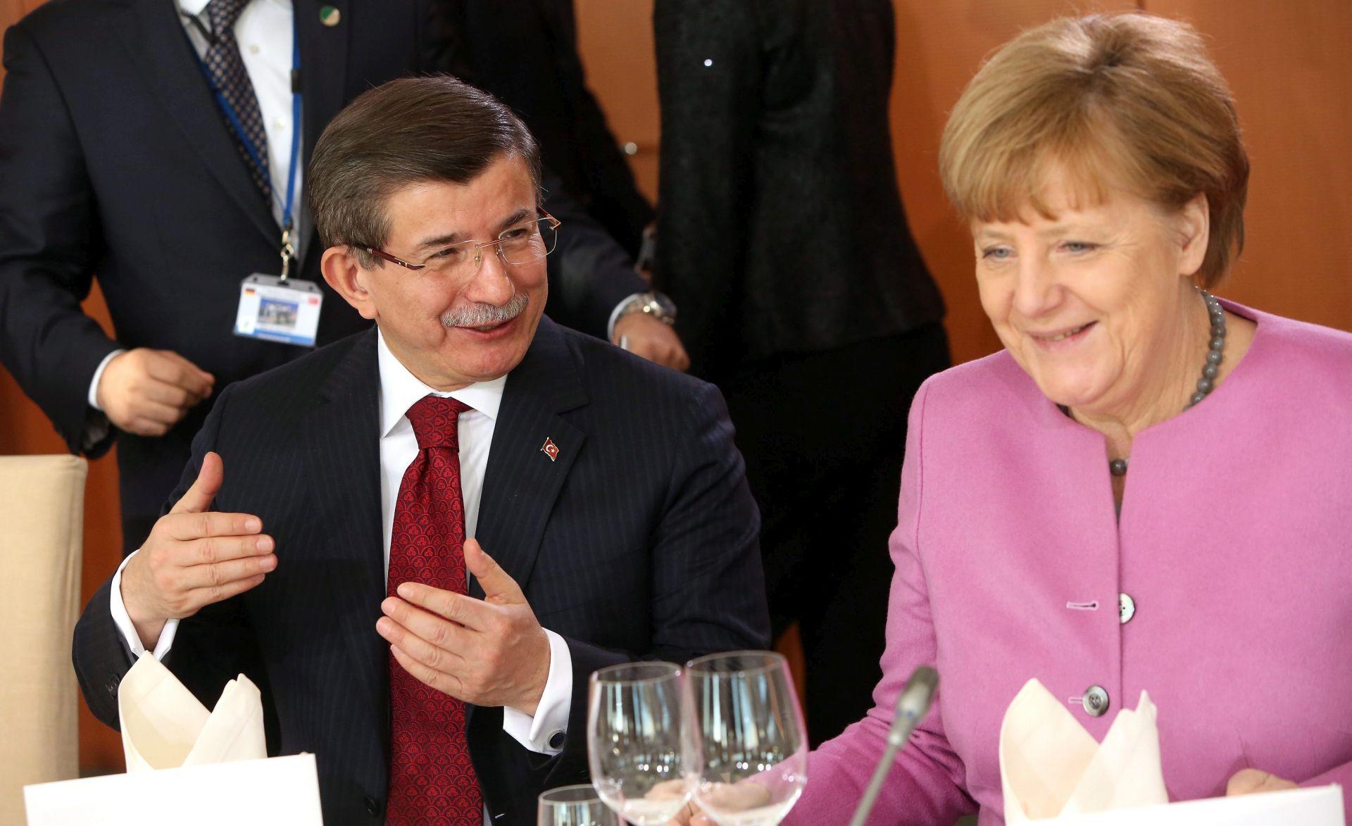 Njemačka i Turska dogovorile suradnju u rješavanju migrantske krize