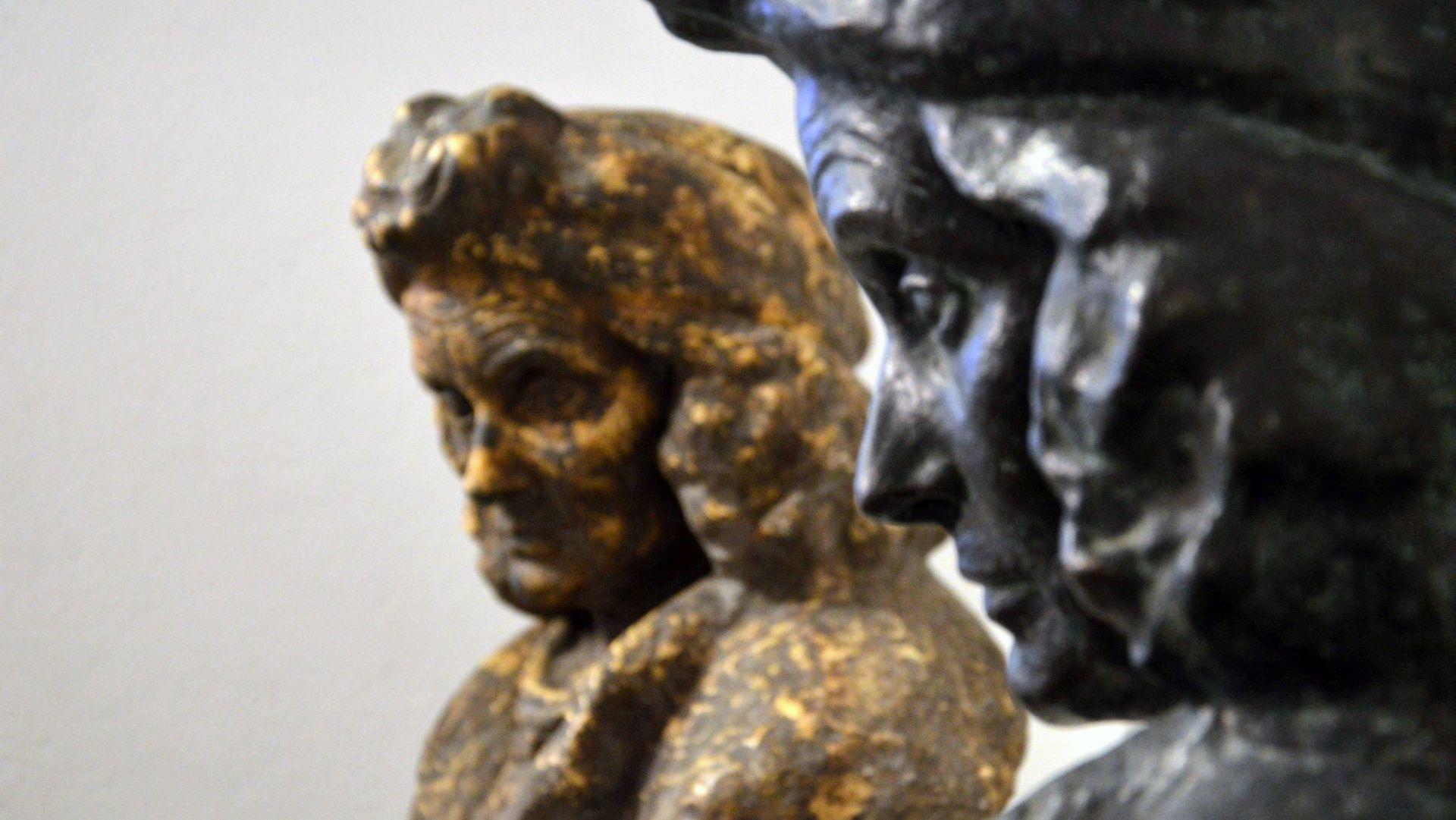 Dubrovnik: Predstavljeni najstariji poznati prikazi Marina Držića kipara Ivana Rendića