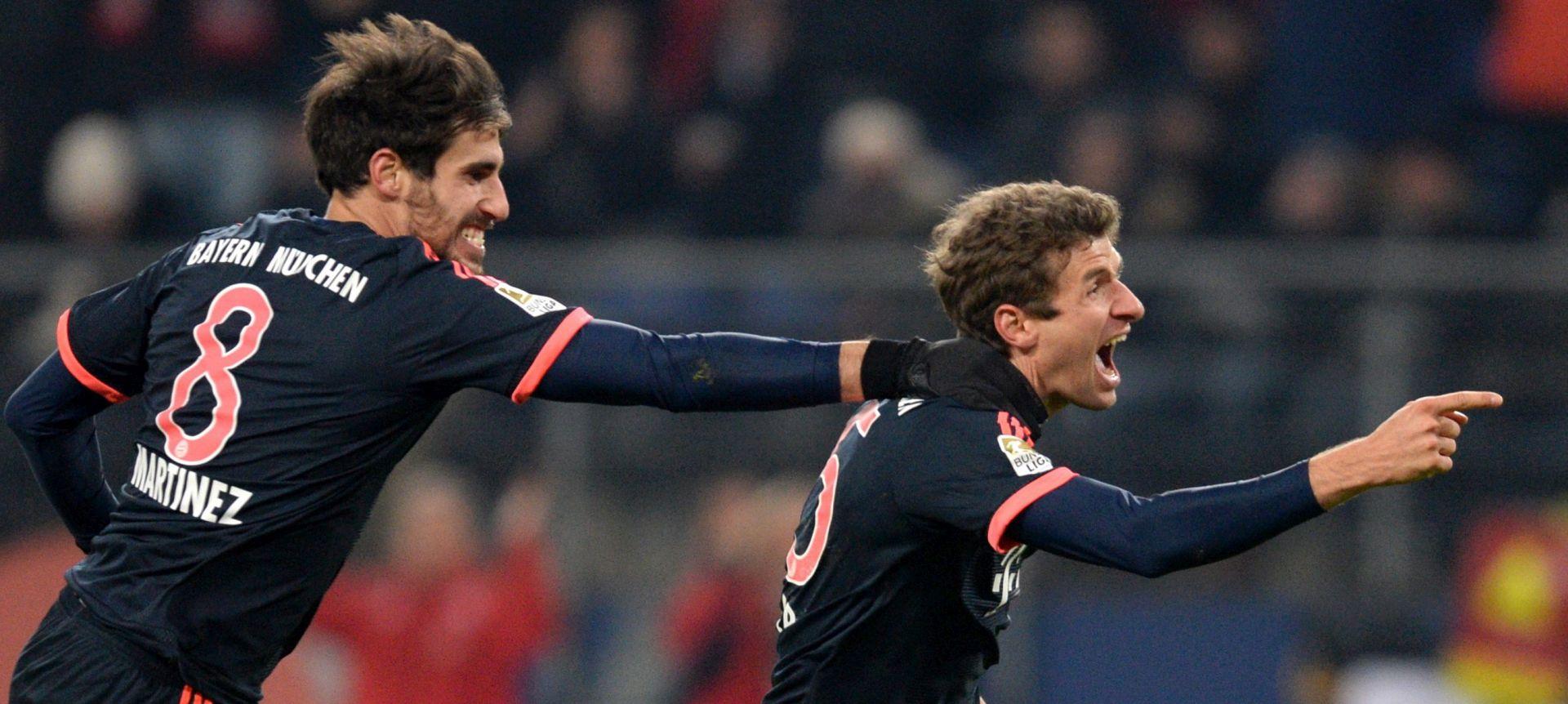 NASTAVLJA SE BUNDESLIGA Bayern slavio protiv HSV-a, Lewandowski dvostruki strijelac