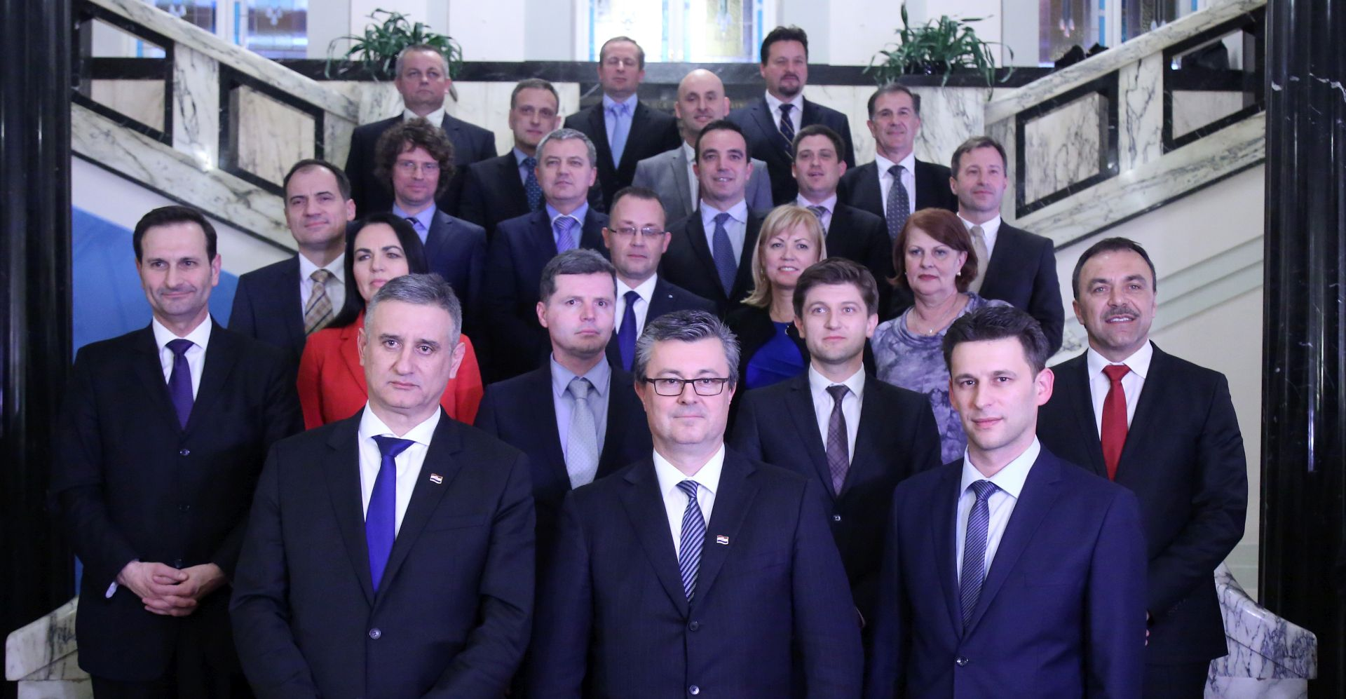 NAKON MARATONSKE RASPRAVE Hrvatska dobila 13. vladu od neovisnosti