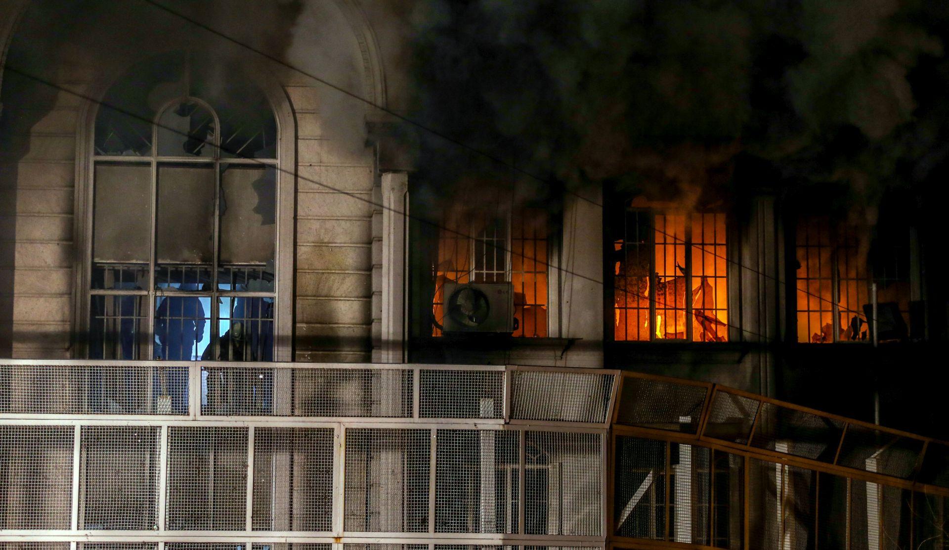 Iran: 100 uhićenja u vezi s napadom na saudijsko veleposlanstvo