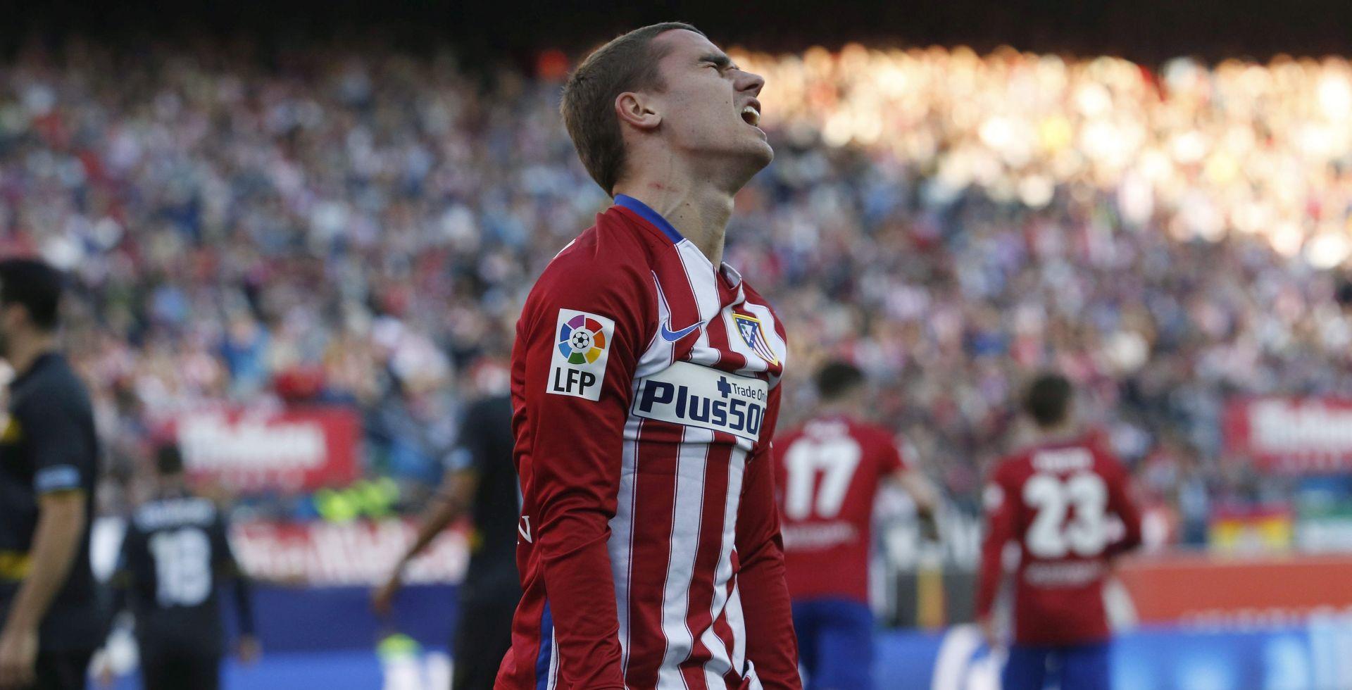 PRIMERA Atletico i Sevilla odigrali bez golova, Barcelona ostala prva