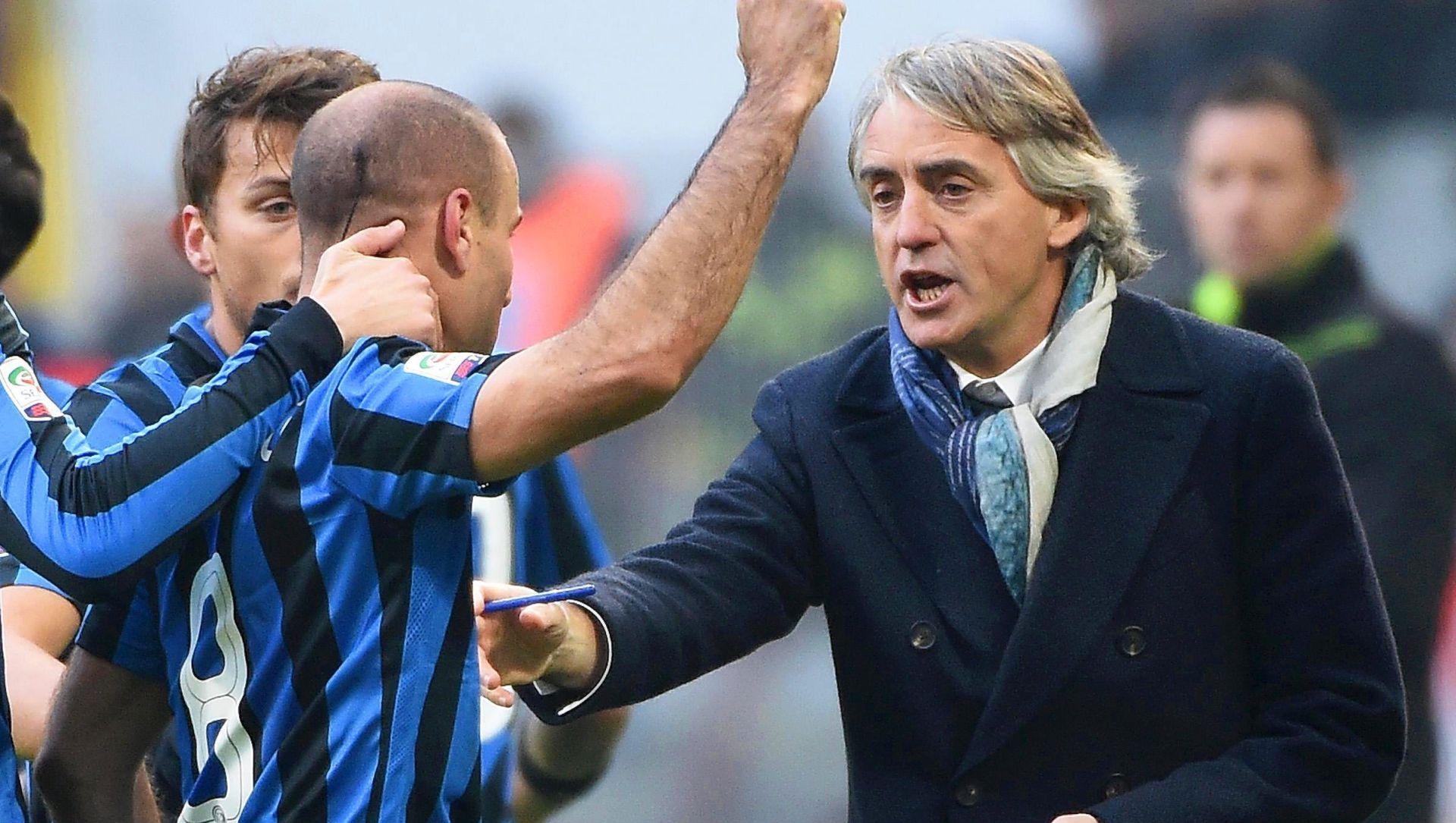 PERIŠIĆ I BROZOVIĆ BEZ TRENERA: Inter i Roberto Mancini se službeno razišli