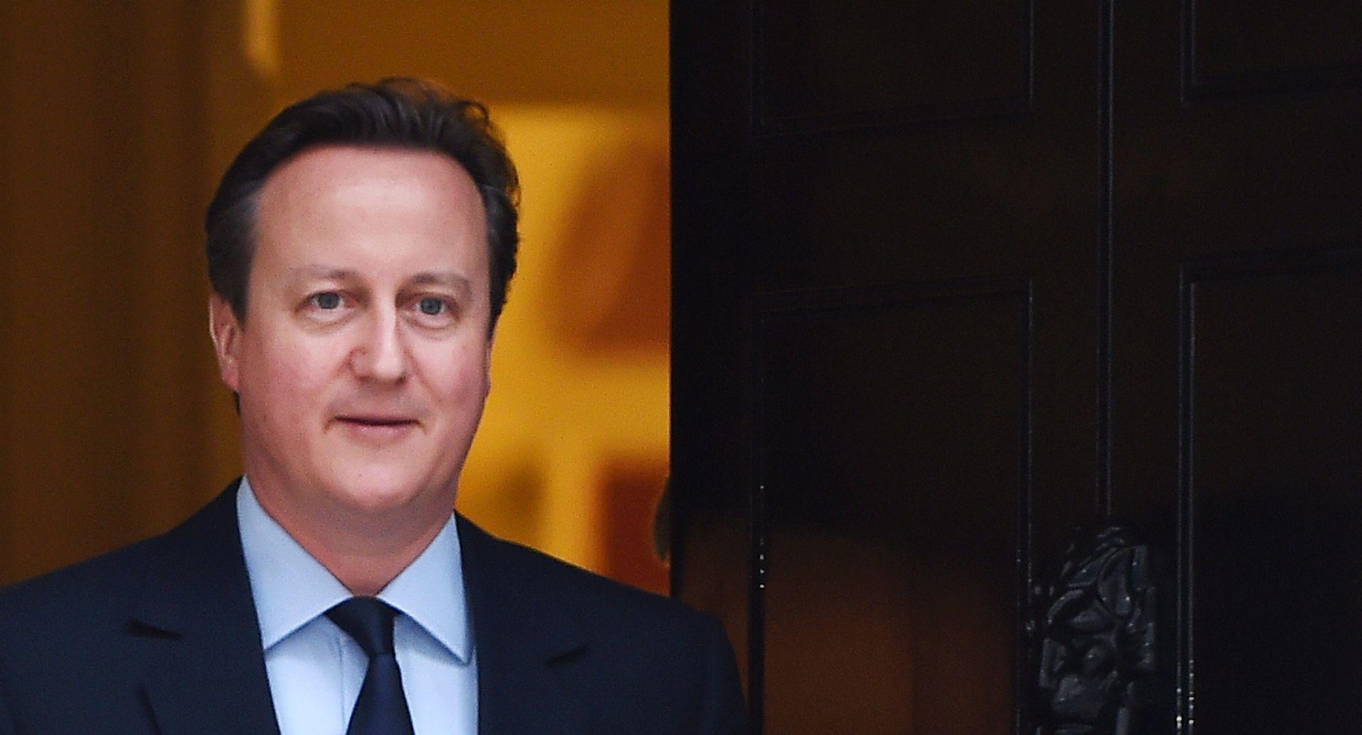 Oporba kritizirala Camerona jer je migrante nazvao izbjegličkom bandom