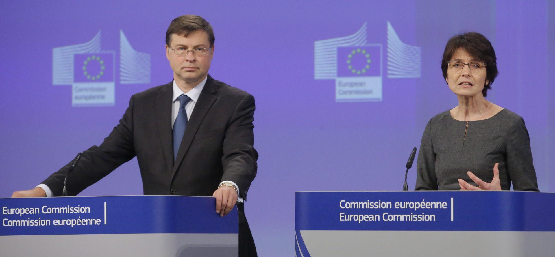 """EK: Grčka """"ozbiljno zanemarila"""" obveze nadzora granice, ima 3 mjeseca za ispravljanje nedostataka"""