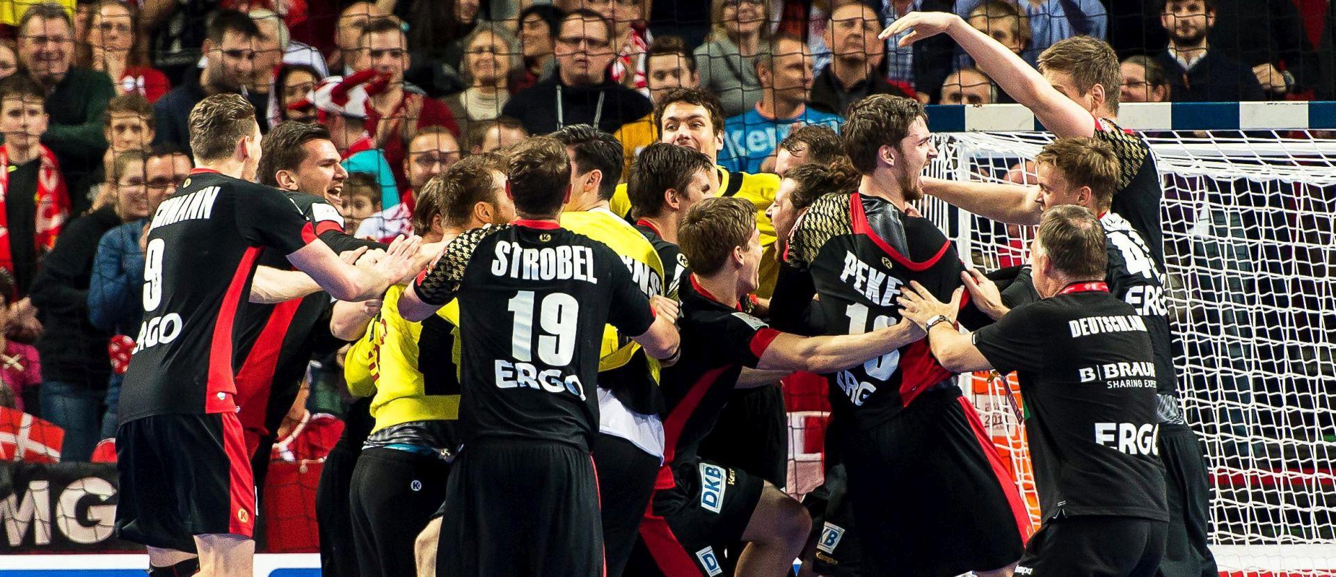 EUROPSKO PRVENSTVO RUKOMETAŠA Njemačka iznenadila Dansku i osigurala polufinale