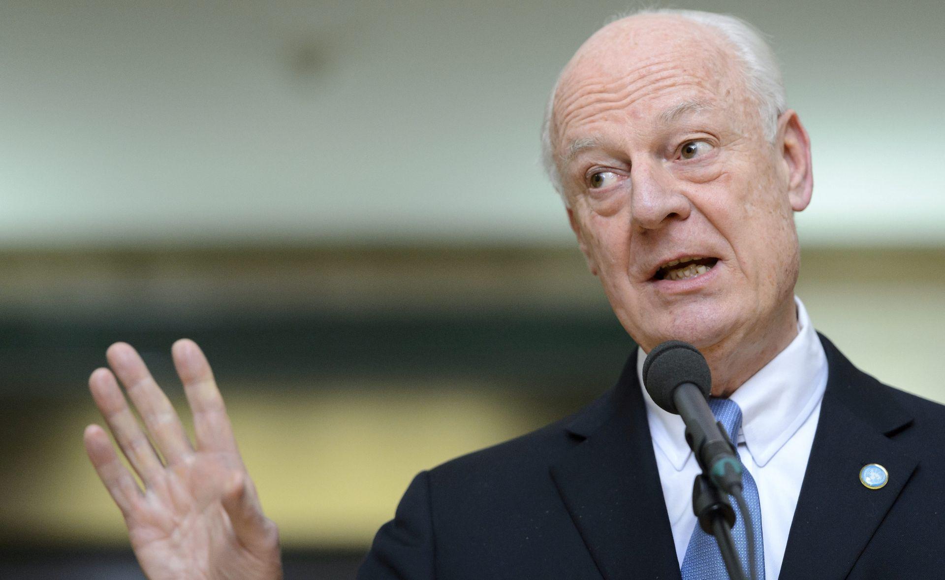 Sirijska oporba ide u Ženevu gdje su otvoreni mirovni pregovori