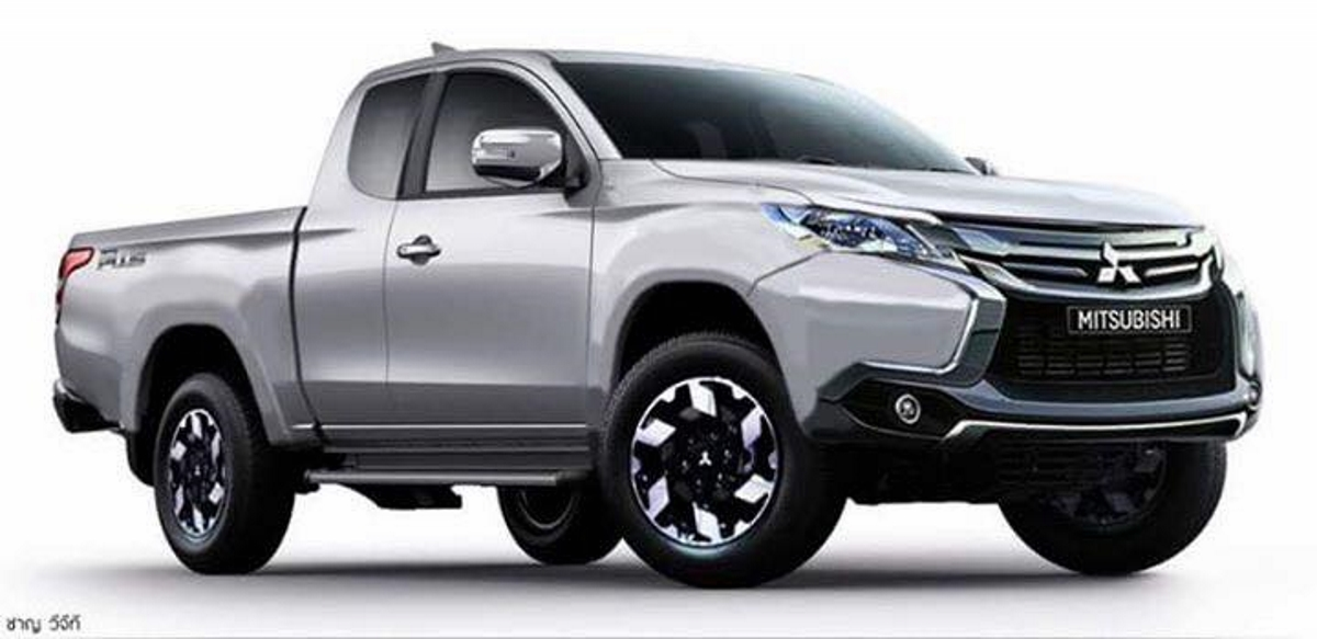 VIDEO: Mitsubishi Motors Australia doradio model Mitsubishi L200