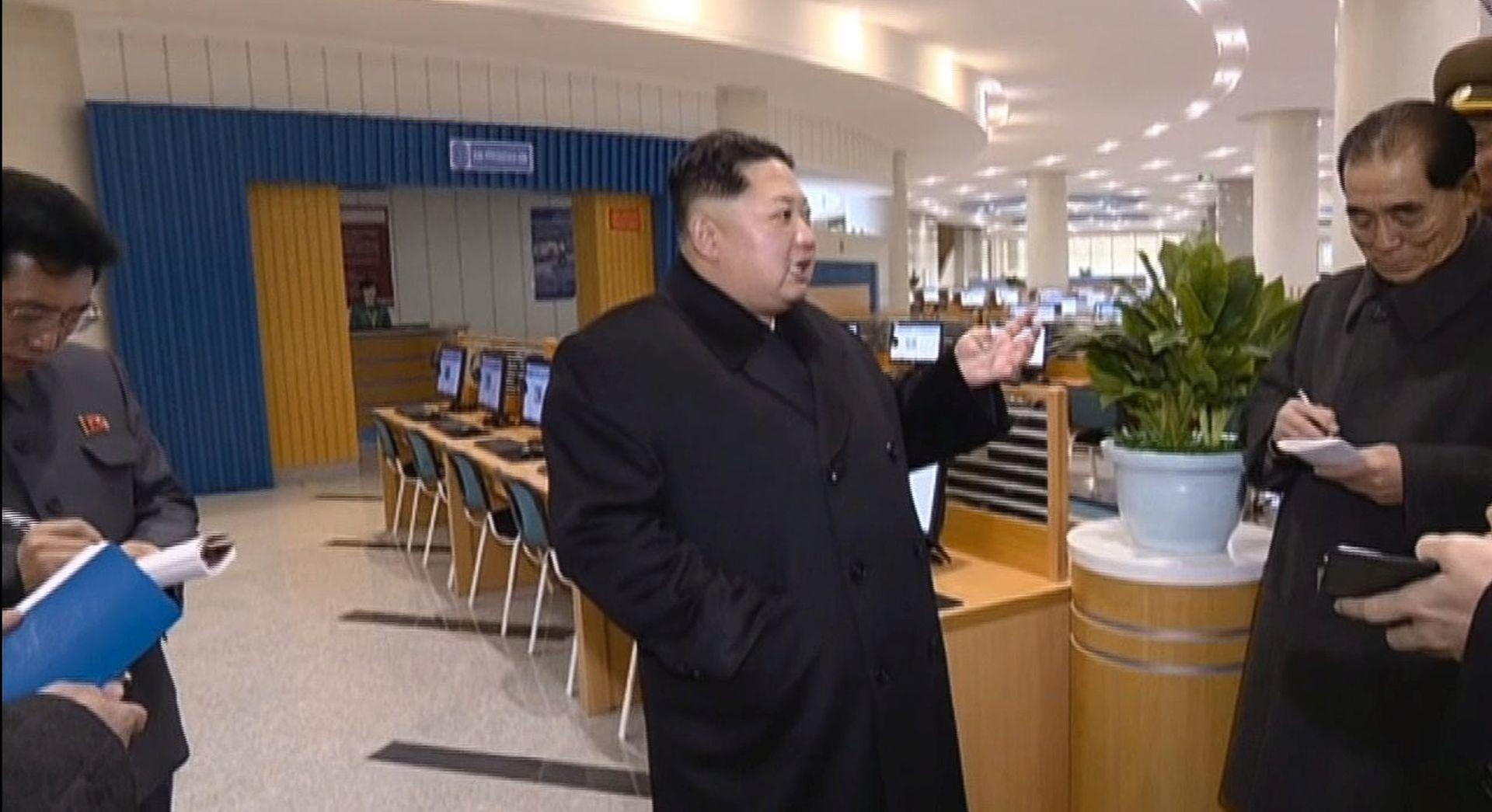 ČETVRTO TESTIRANJE: Sjeverna Koreja objavila da je testirala hidrogensku bombu