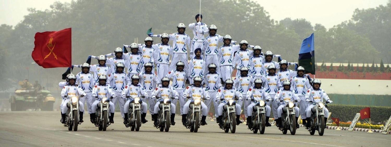VIDEO: Pogledajmo svečanu paradu za Indijski dan državnosti