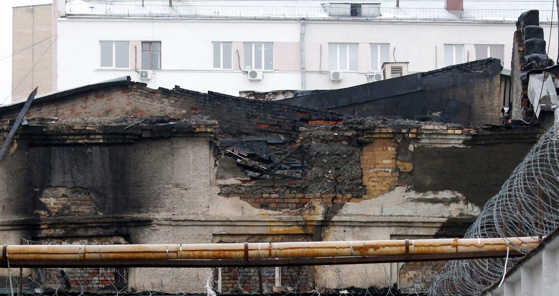 OTVORENA ISTRAGA: Jedanaest mrtvih u požaru u moskovskoj tvornici