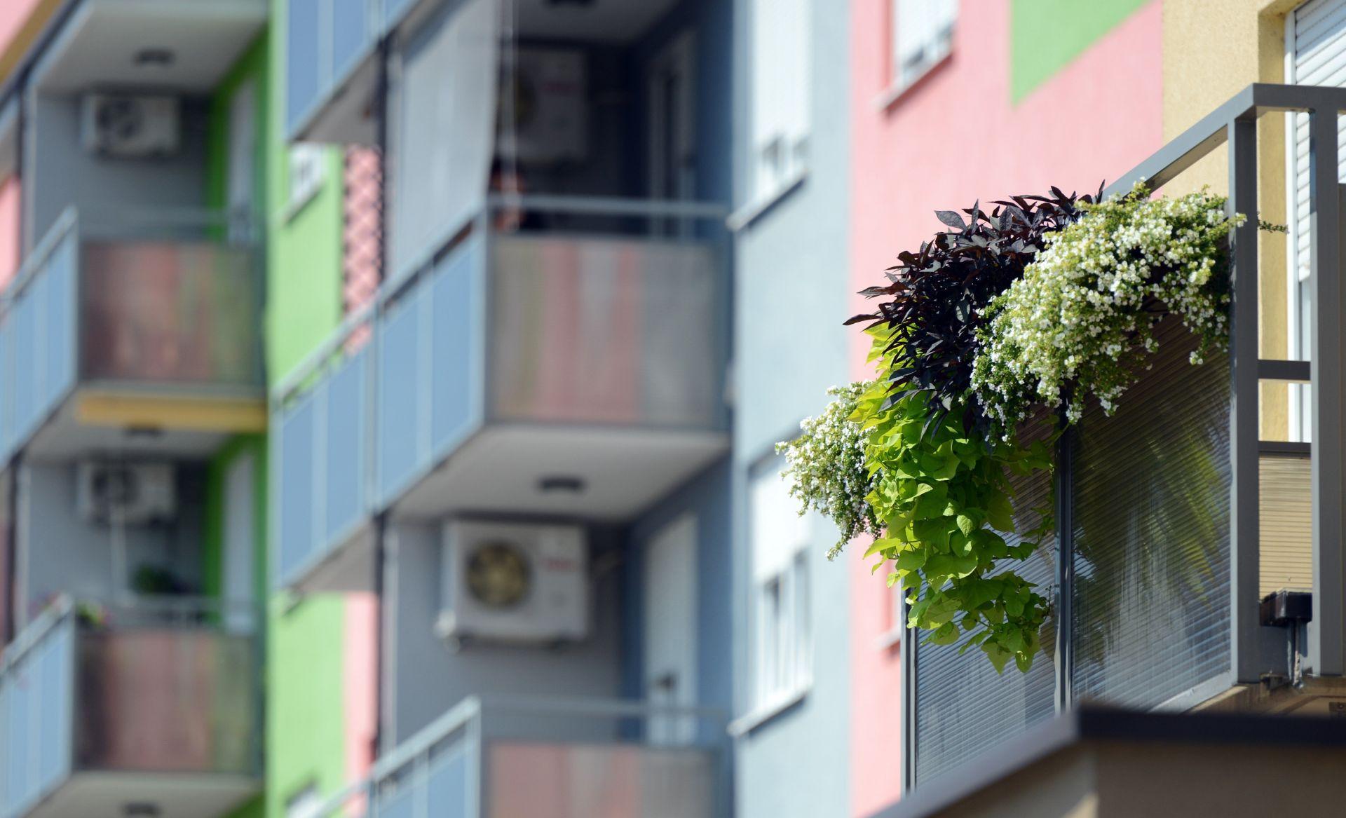 DZS: Cijene stanova u prva tri kvartala 2015. pale na godišnjoj razini