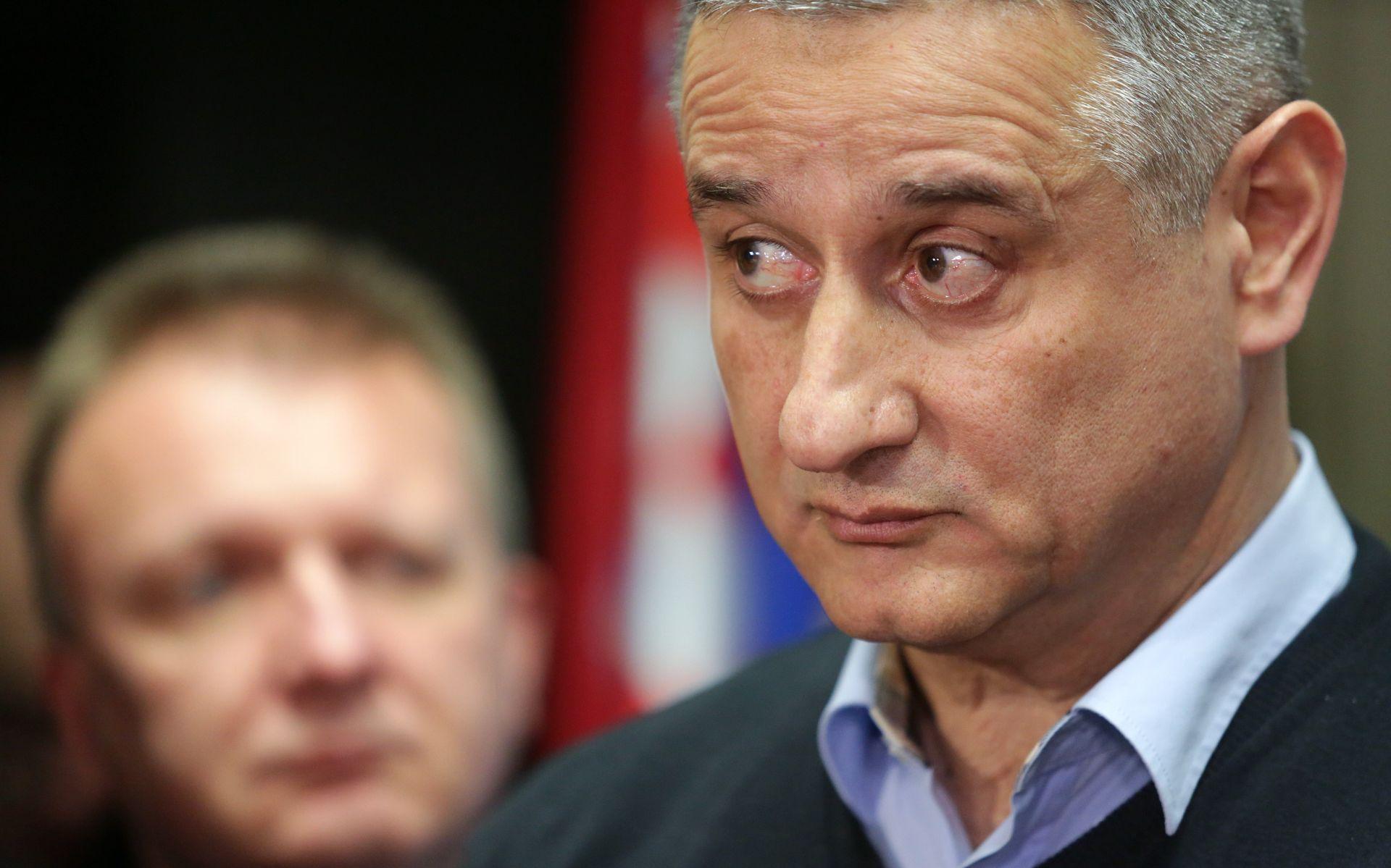 TOMISLAV KARAMARKO Podvala je da rok za sastav nove Vlade ističe u ponoć