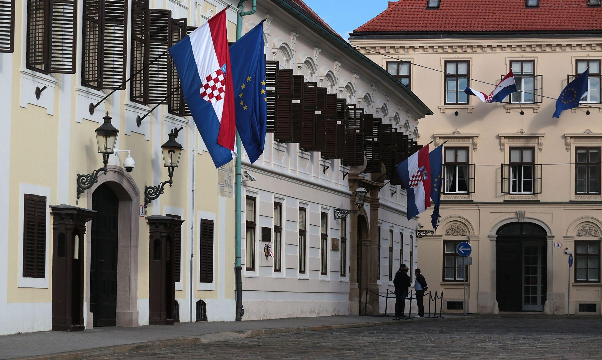MARATONSKI SASTANAK U BANSKIM DVORIMA Razgovor Oreškovića i Crnoje još traje