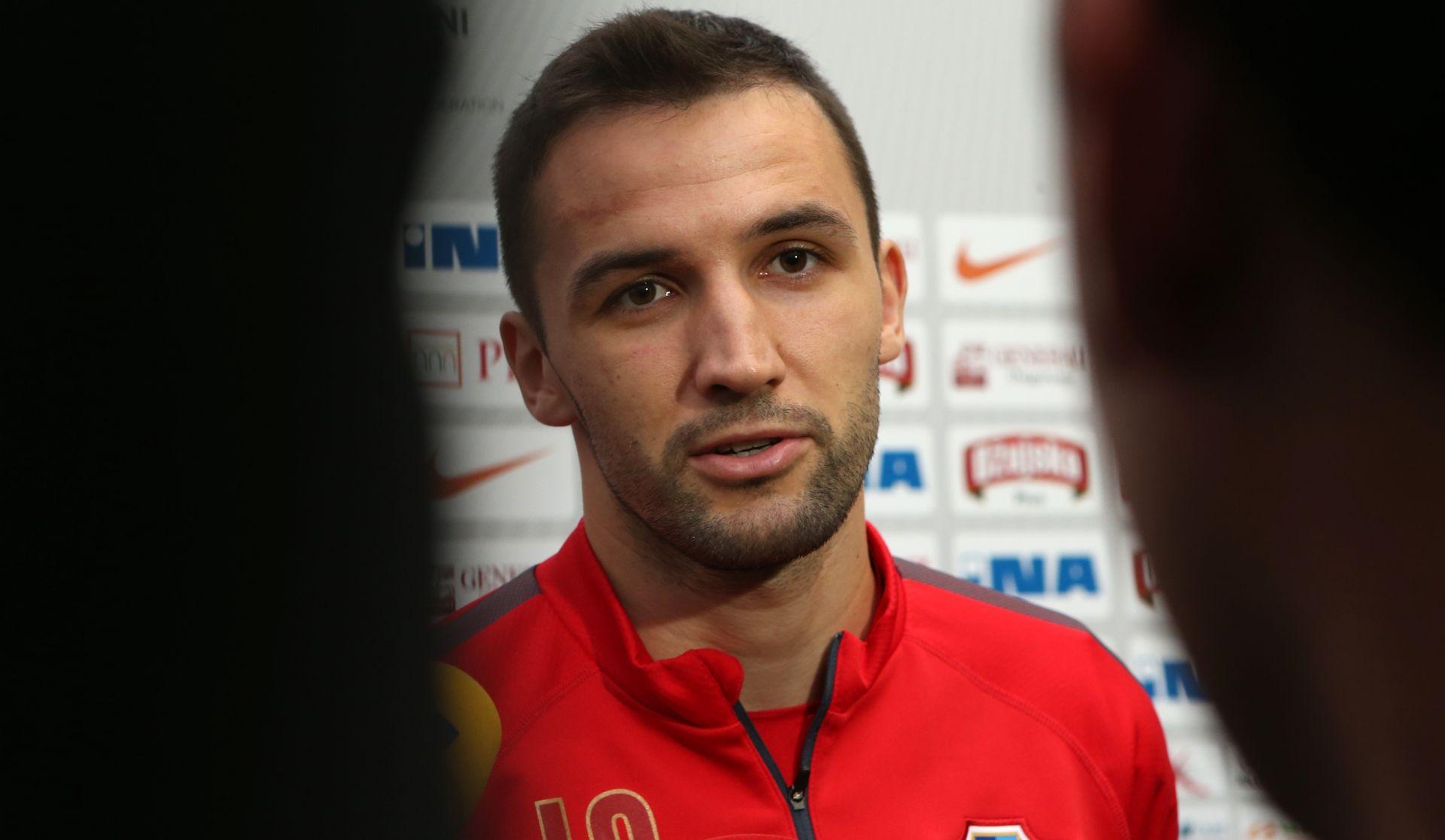 OZLJEDA PROTIV LAZIJA Milan Badelj pauzira najmanje mjesec i pol dana