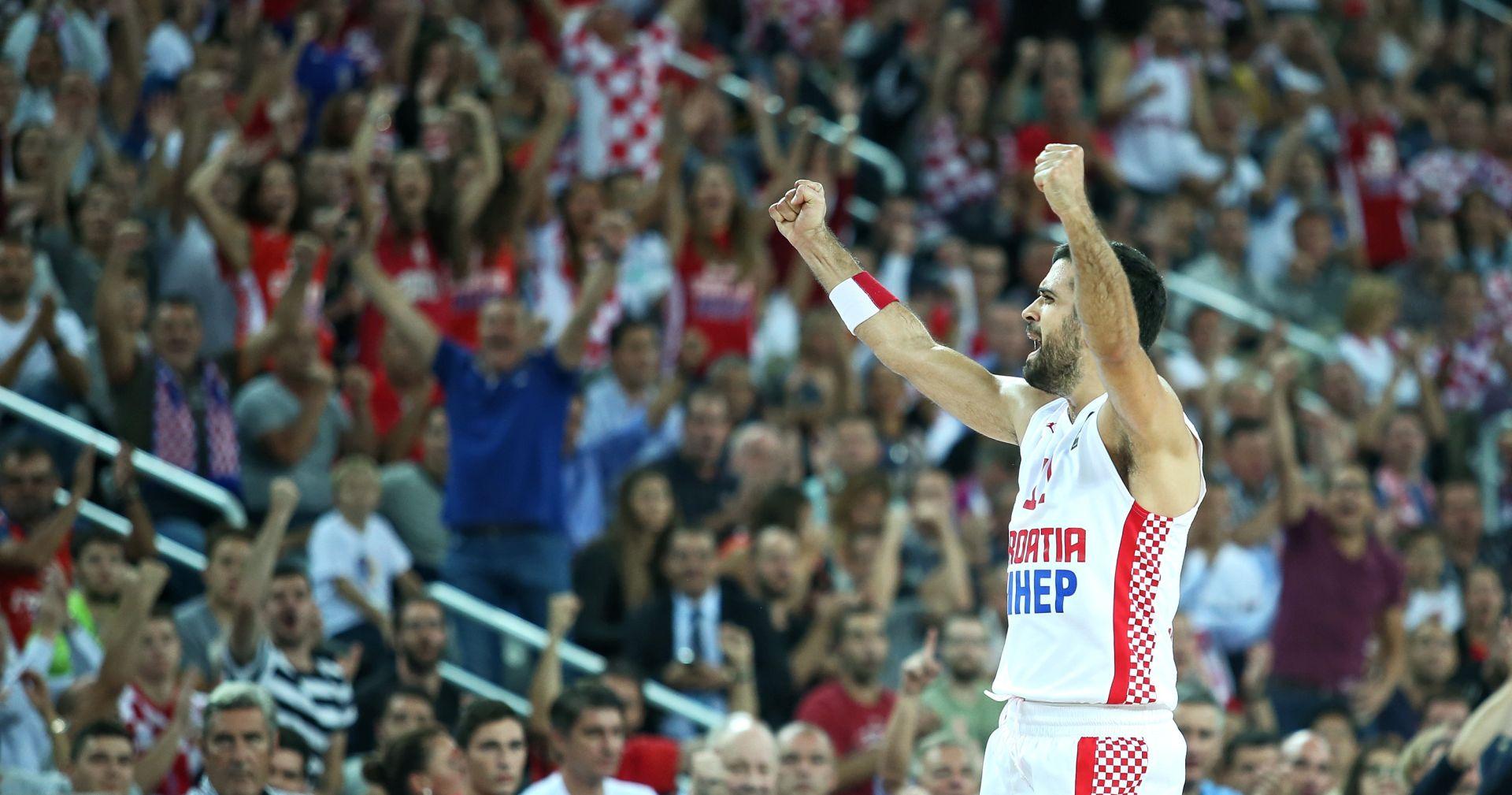 Hrvatski košarkaši ušli u olimpijske kvalifikacije