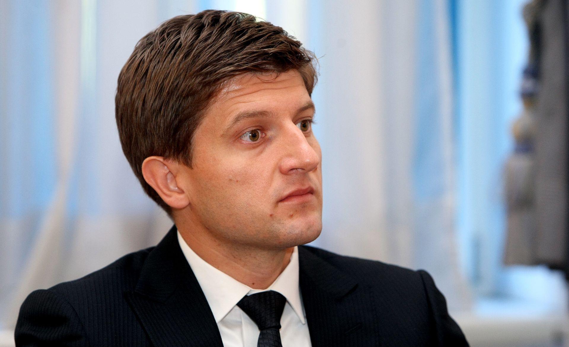 JEDAN OD IZVRŠNIH DIREKTORA AGROKORA Zdravko Marić novi ministar financija?