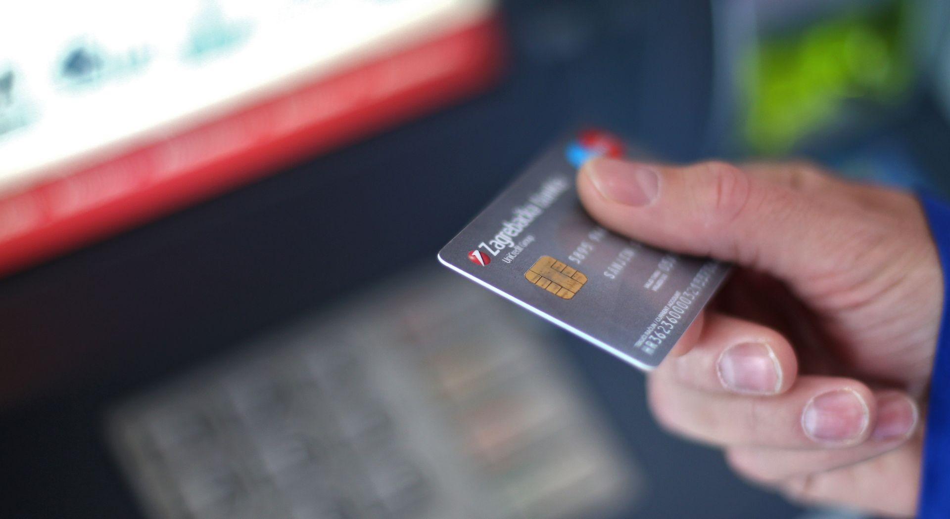 NOVOST U HRVATSKOJ Zaba uvela bankomat za isplatu eura