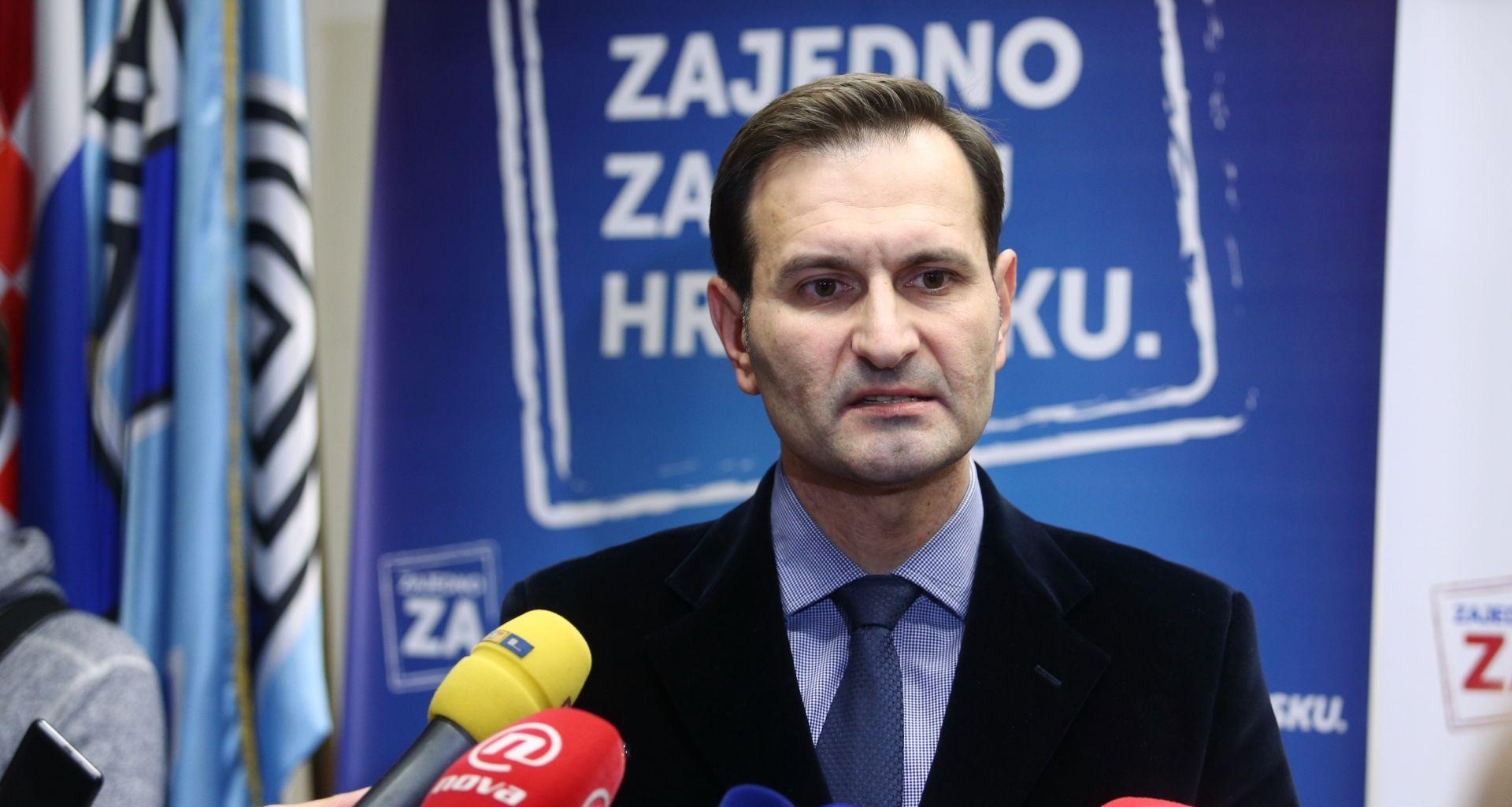 Kovač: Hrvatska neće biti zona čekanja i sabirni centar, zatvorit ćemo i granice ako bude potrebno
