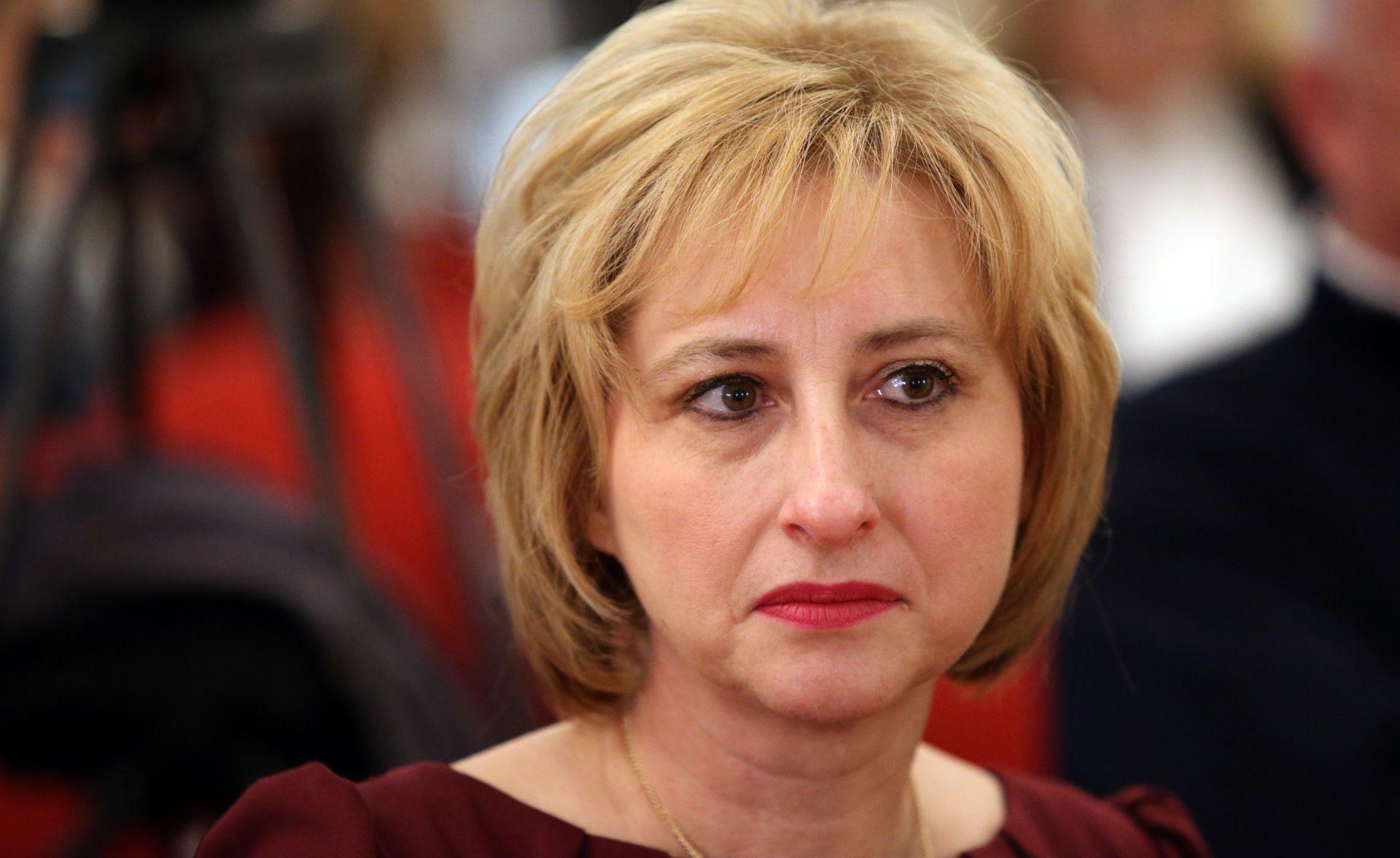 TRGOVANJE POLITIČKIM POLOŽAJEM: USKOK zaprimio kaznenu prijavu protiv Gordane Rusak