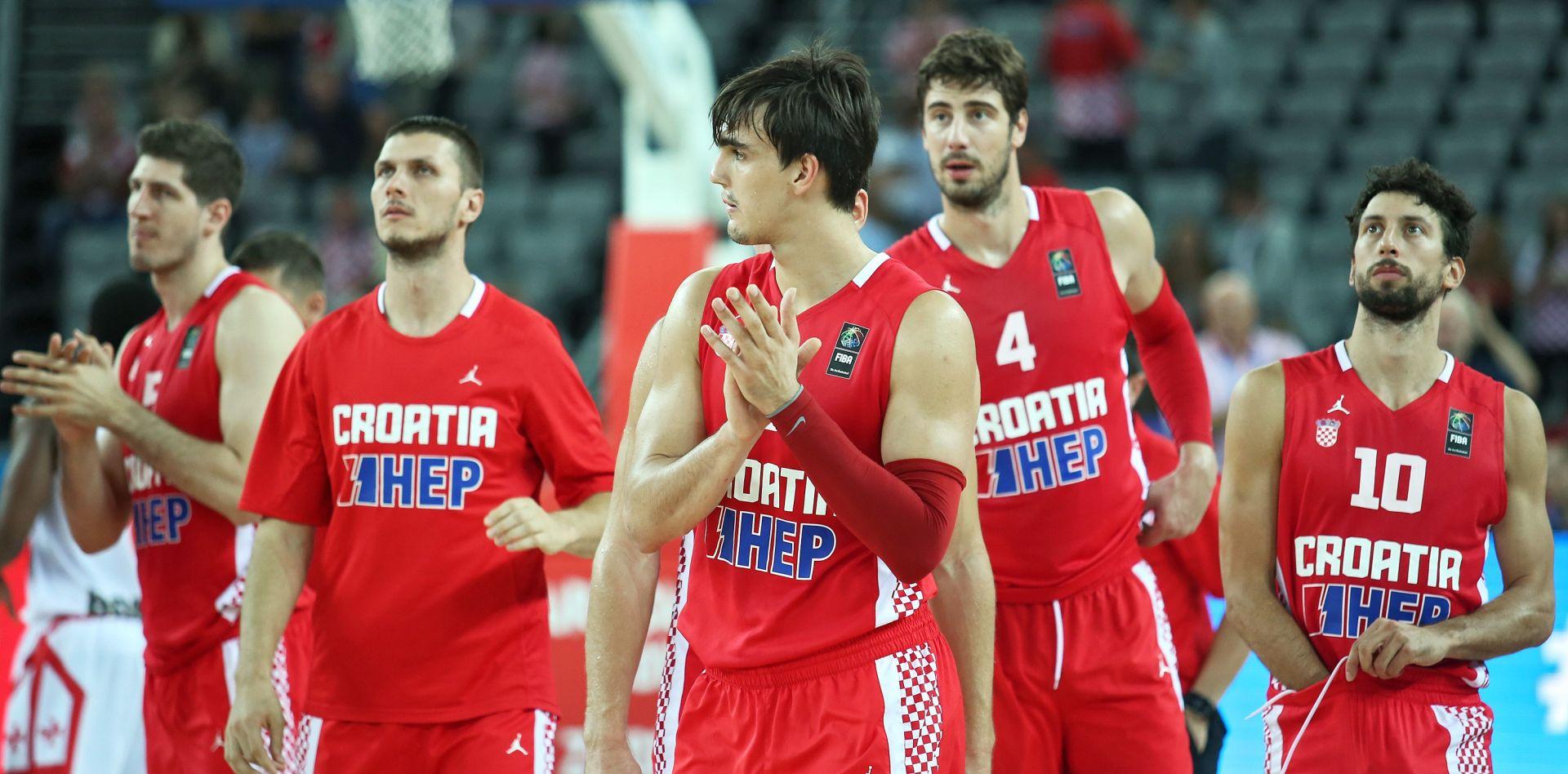 KVALIFIKACIJE ZA RIO Hrvatski košarkaši protiv Italije, Tunisa, Grčke, Meksika i Irana
