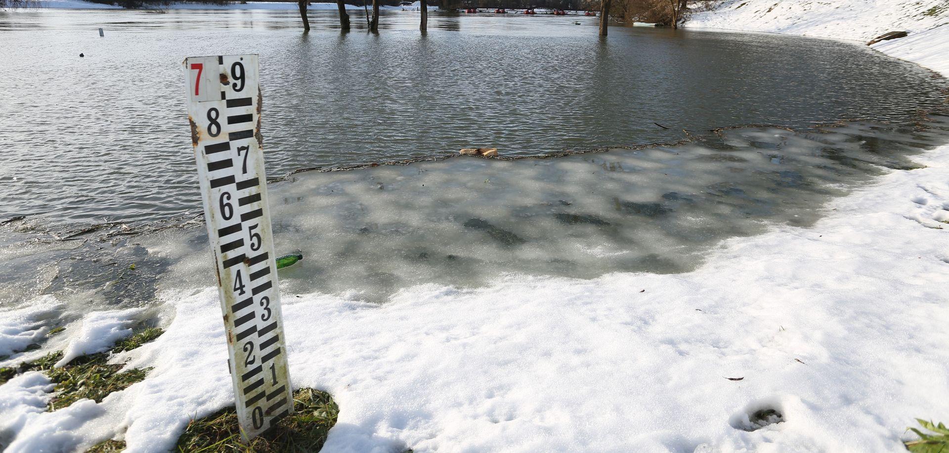 Nacionalni centar: Poplava u Karlovcu nije izgledna