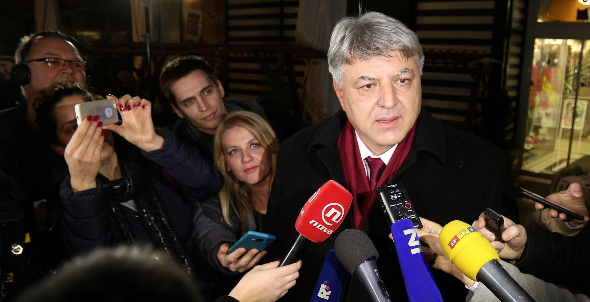 Izbori za predsjednika SDP-a 12. ožujka, Komadina potvrdio kandidaturu