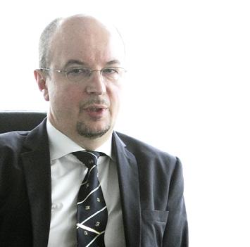 Dražen Lučić, predsjednik vijeća HAKOM-a