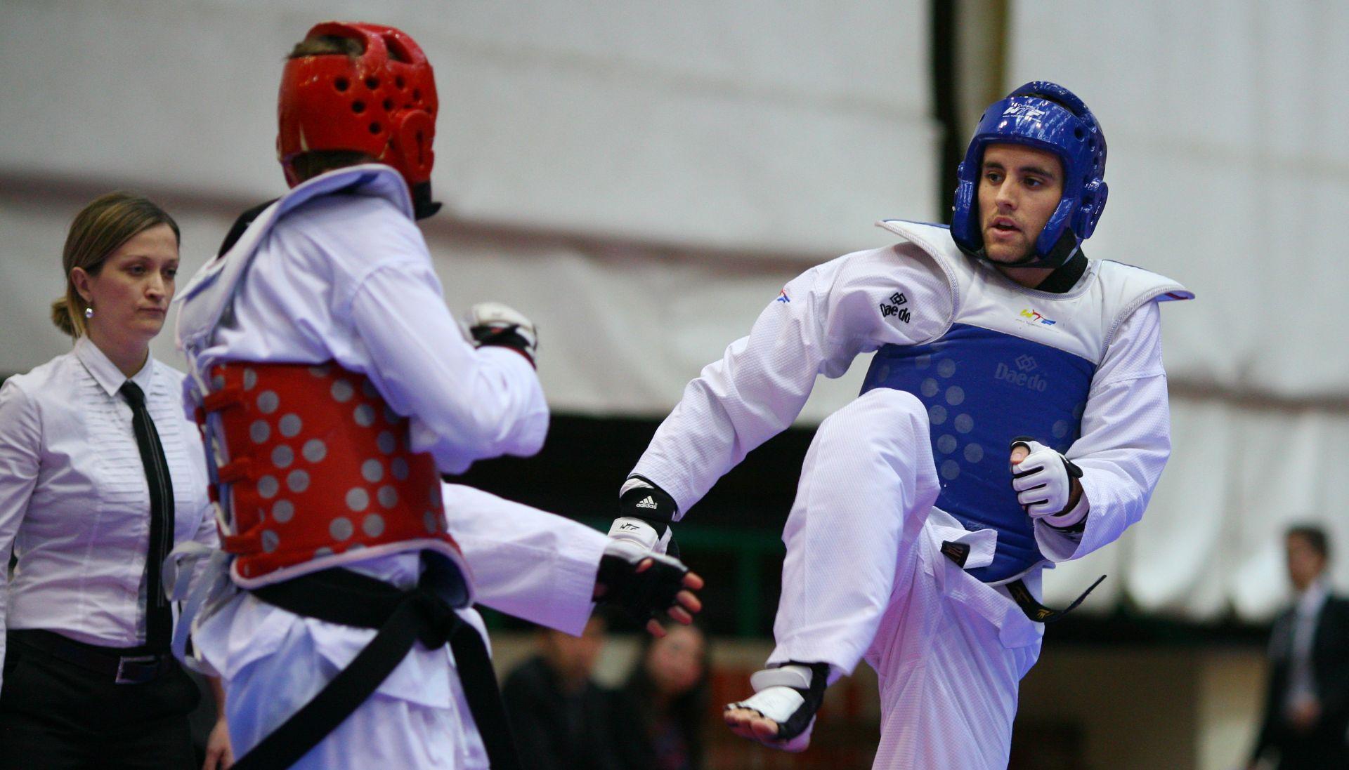 Taekwondo: Filip Grgić izborio nastup na Olimpijskim igrama