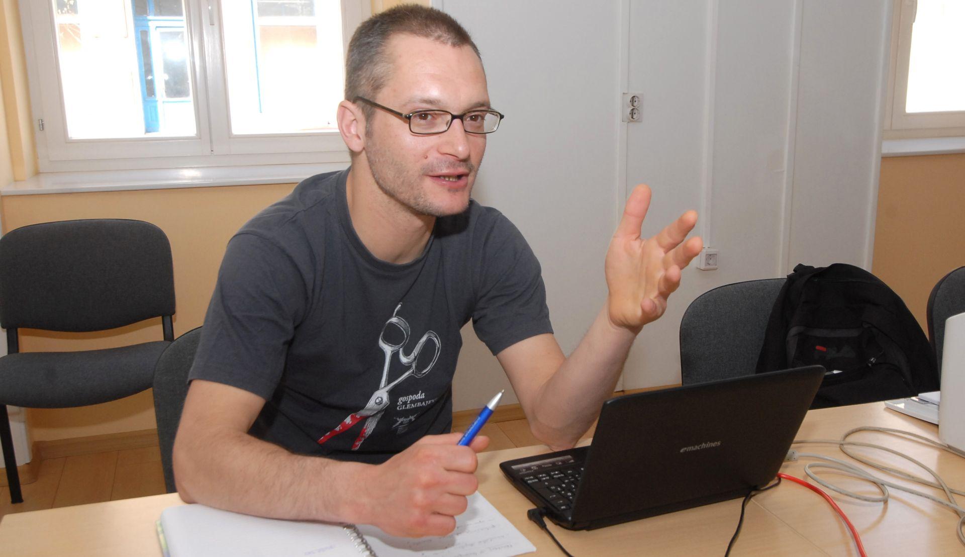 Kazališni kritičar Igor Ružić selektor 26. Marulićevih dana