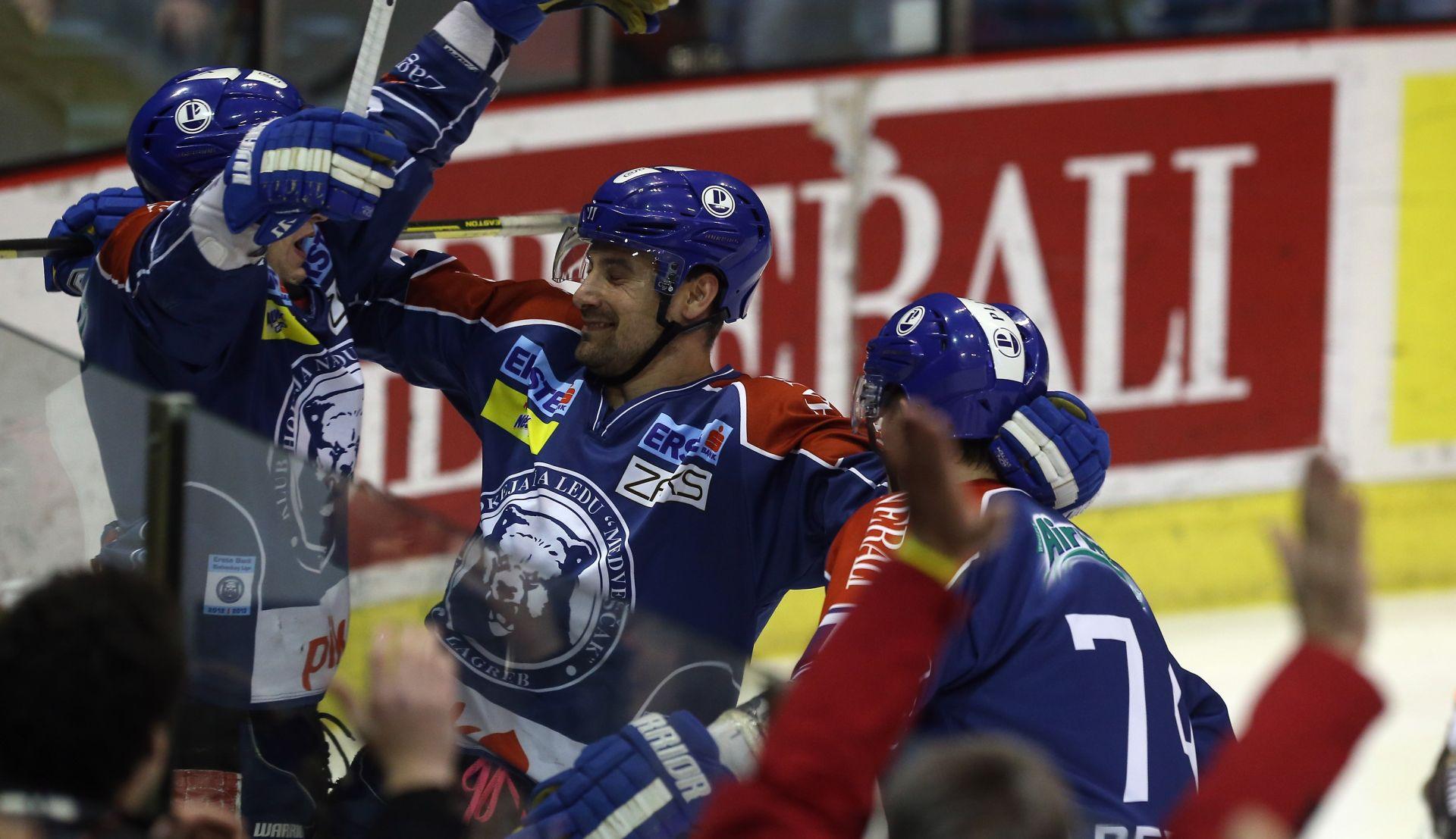 KHL Medveščak slavio u Rigi, za dva dana u Dom sportova stiže Spartak Moskva