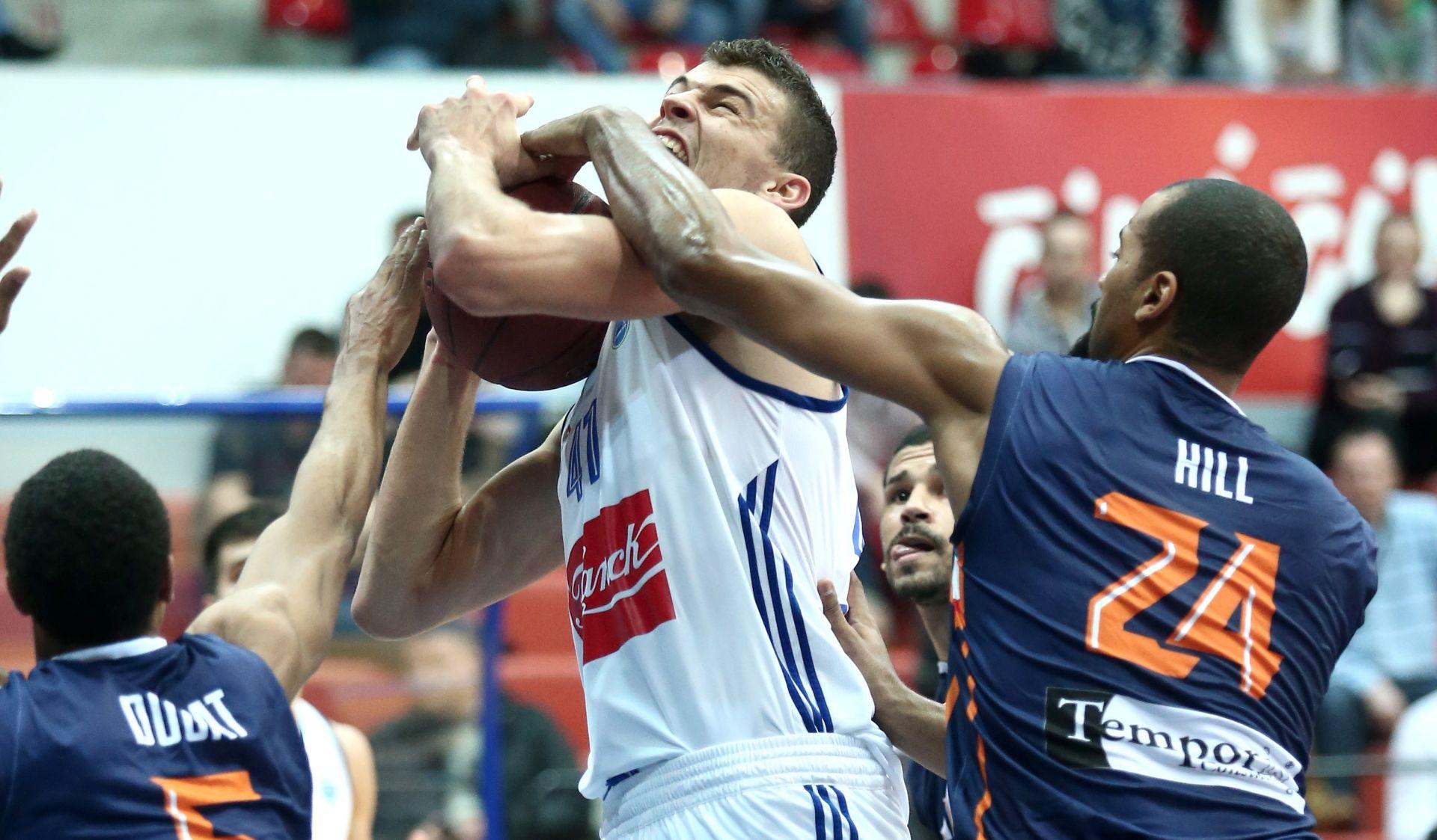 FIBA EUROKUP Poraz Cibone nakon produžetka