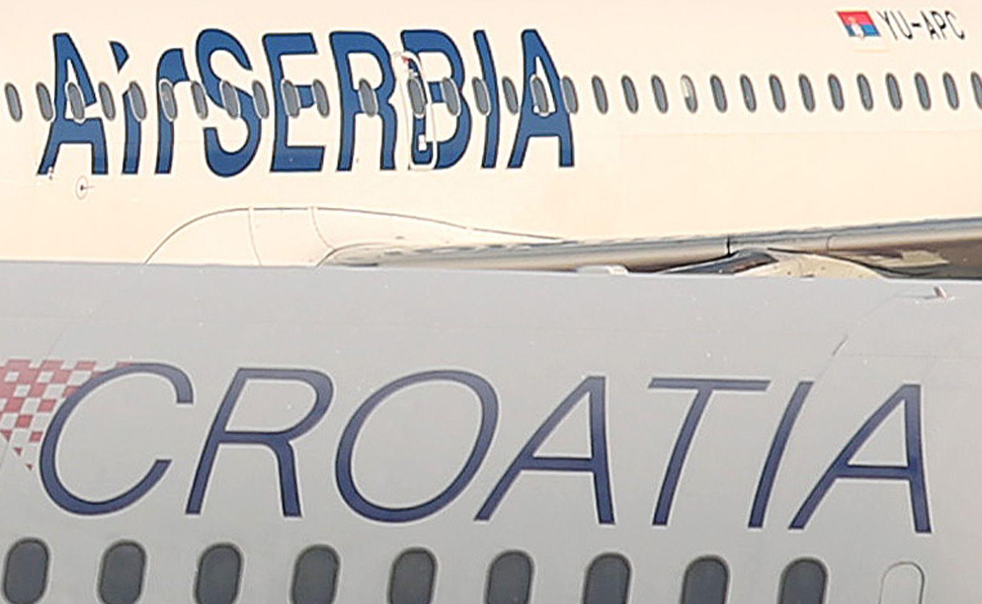 Air Serbia negira problem s letovima u Hrvatsku i iz Hrvatske