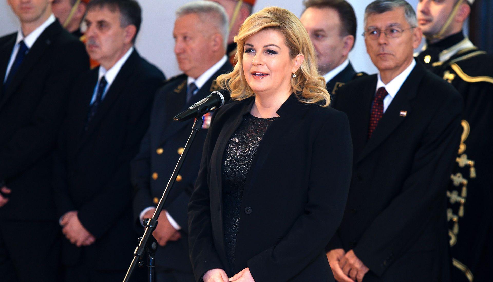 POVJERENSTVO ZA SUKOB INTERESA Pokreće se postupak protiv predsjednice Kolinde Grabar Kitarović