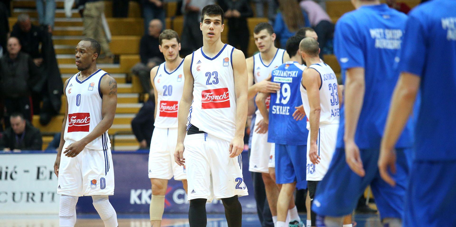 ABA LIGA Cibona protiv Igokee upisala 12. poraz sezone