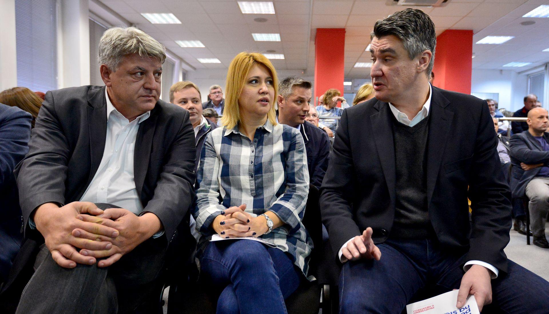 Nastavak sukoba u SDP-u